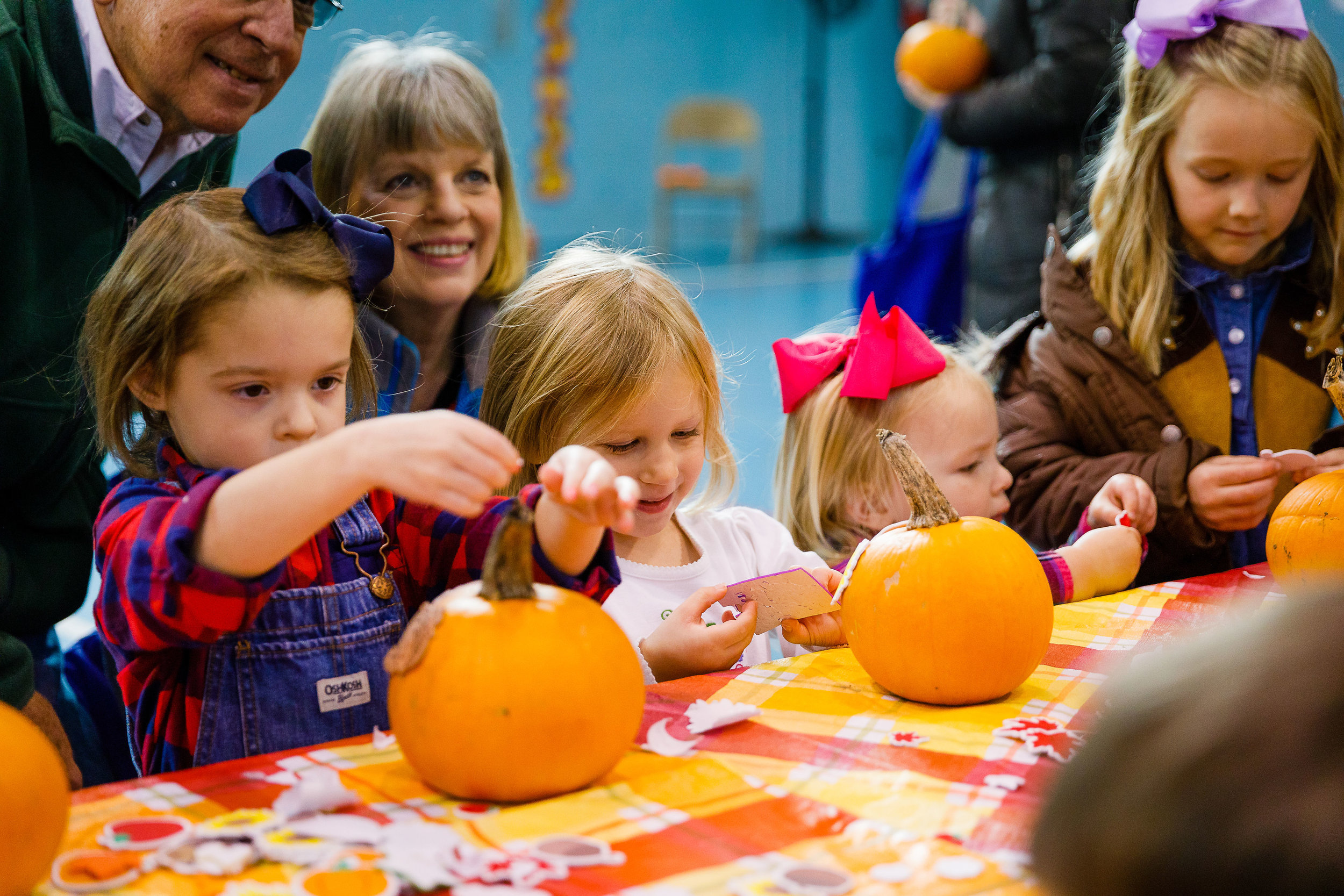 The Harvest Party is a tradition we love celebrating at LHCP!