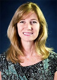 Colleen McAluney Secretary-Treasurer