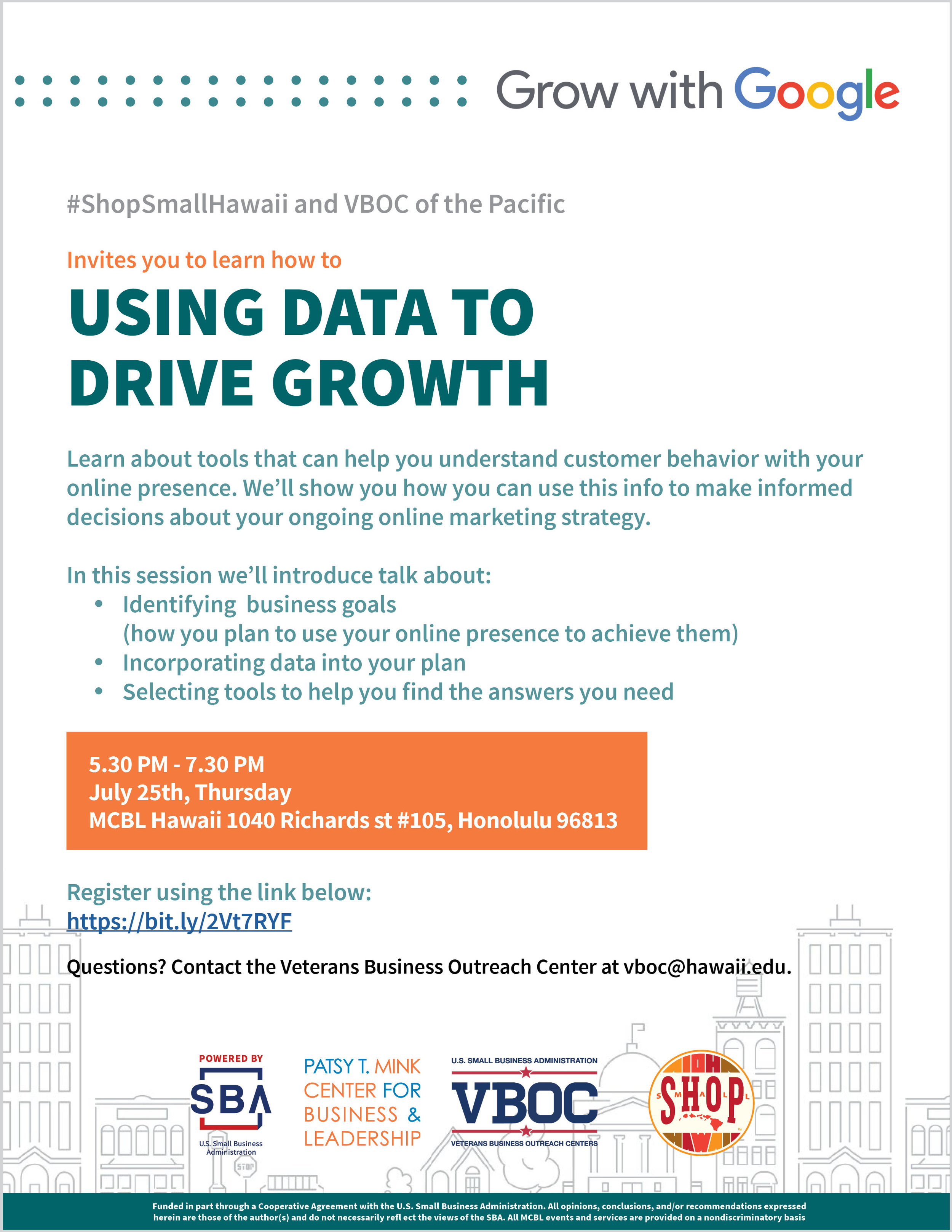 Google Workshop Flyer - Using Data to Drive Growth.jpg