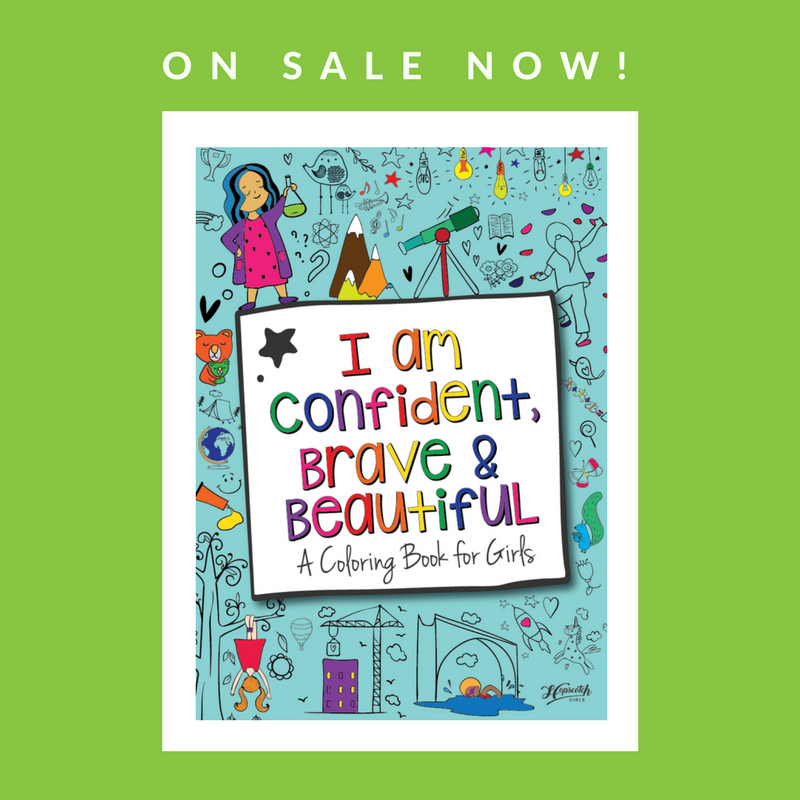 On Sale Now! I Am Confident, Brave & Beautiful