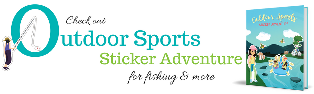 Outdoor Sports Sticker Adventure - Fishing.png