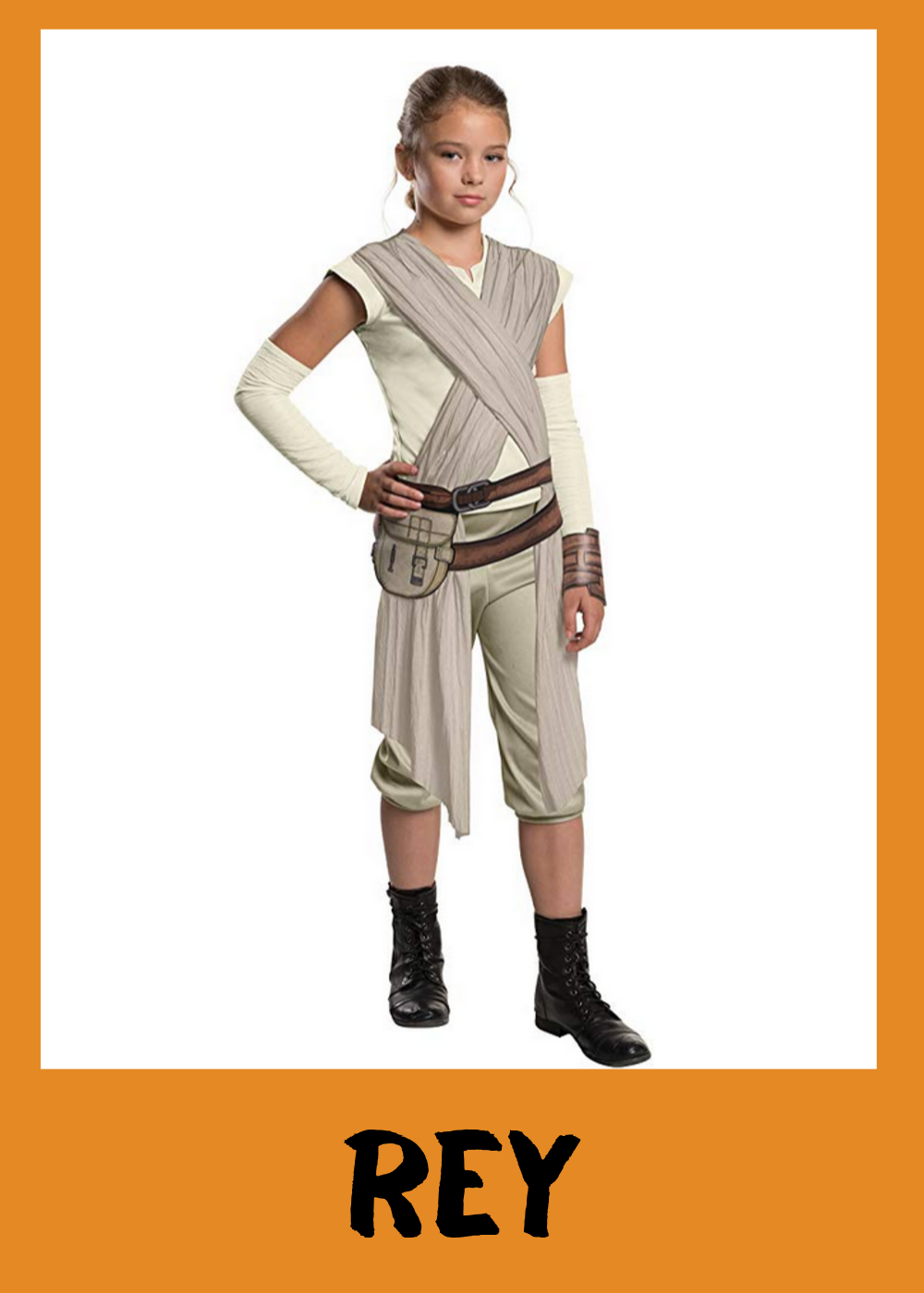 Rey from Star Wars   for under $22.98 & up.