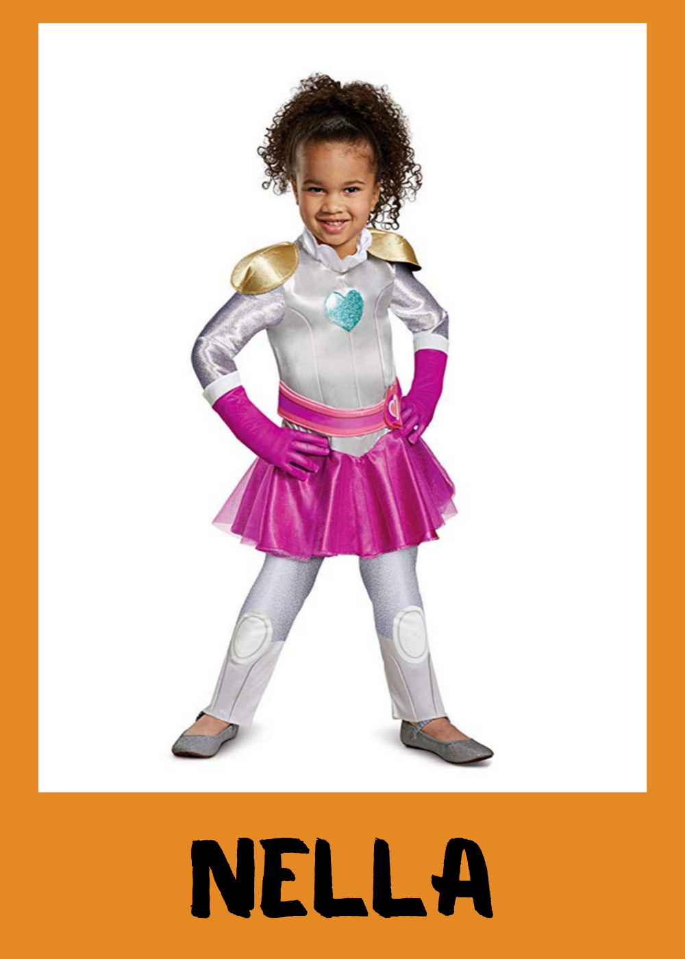 Nella the Princess Knight   for $12 plus shipping.