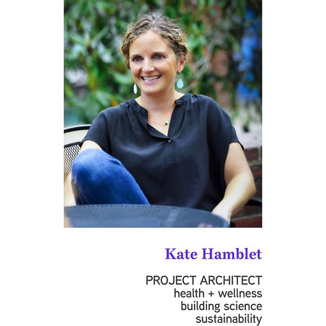 Today we're celebrating EVIA Project Architect Kate Hamblet as she celebrates the birth of her daughter! Congrats momma!!! Kate is a wellness architect and an expert in healthy homes with a passion for building science. She's such a force and we can't wait to have her back in action when she's ready! (after much deserved pampering and quality time with family, of course 💜🎉😄) . . . #architect #architecture #team #equity #wellness #buildingscience #subjectmatterexpert #archimom #bettertogether #elevate #womeninarchitecture