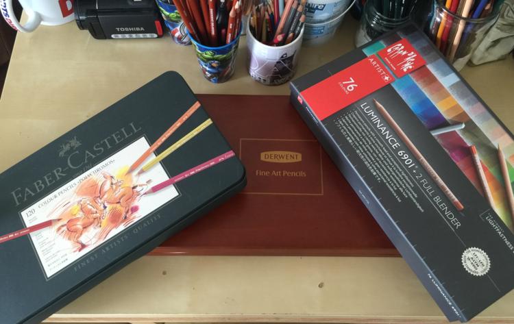 Colored Pencil Essentials — The Art Gear Guide