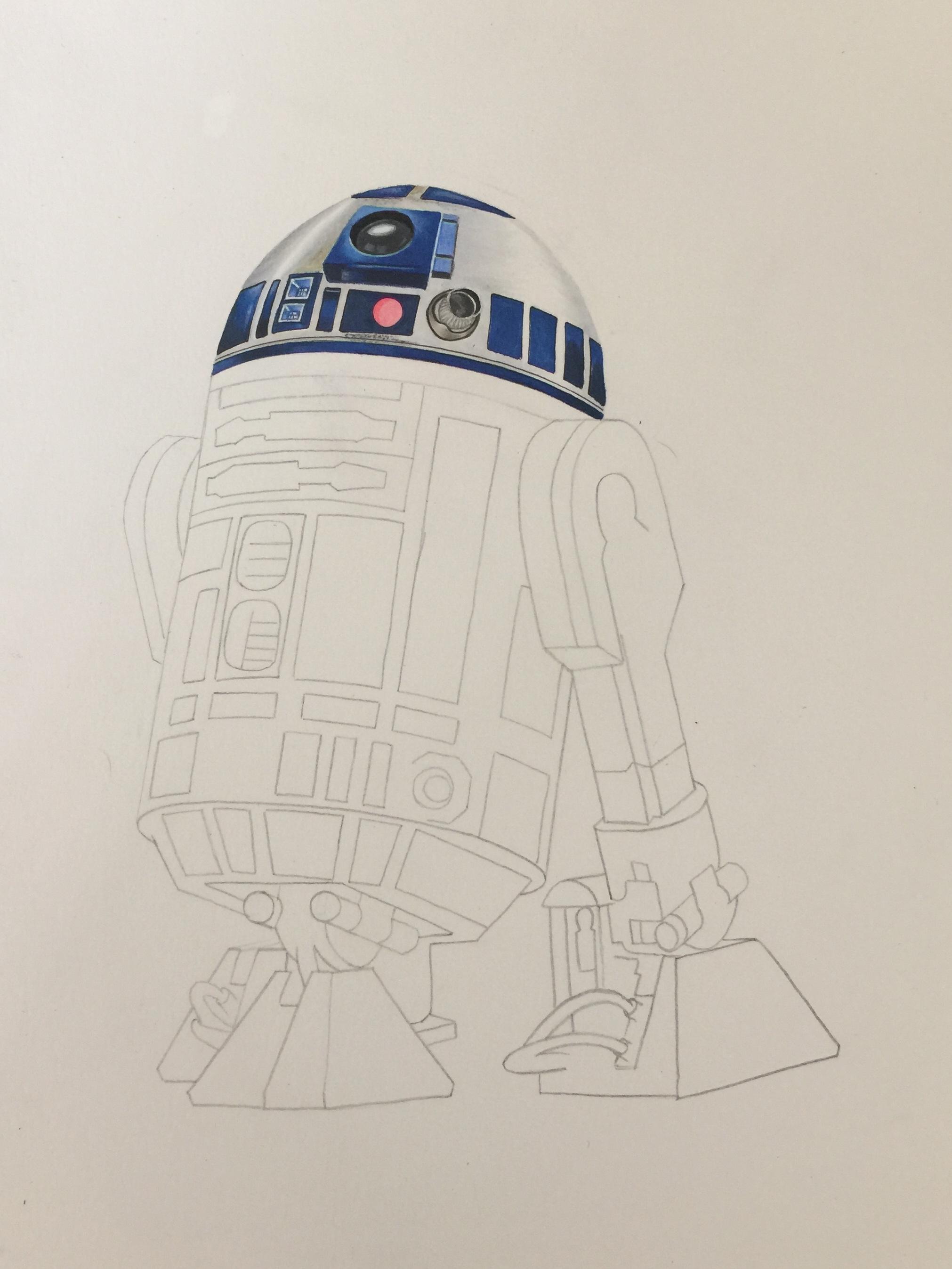 R2-D2 Image 2