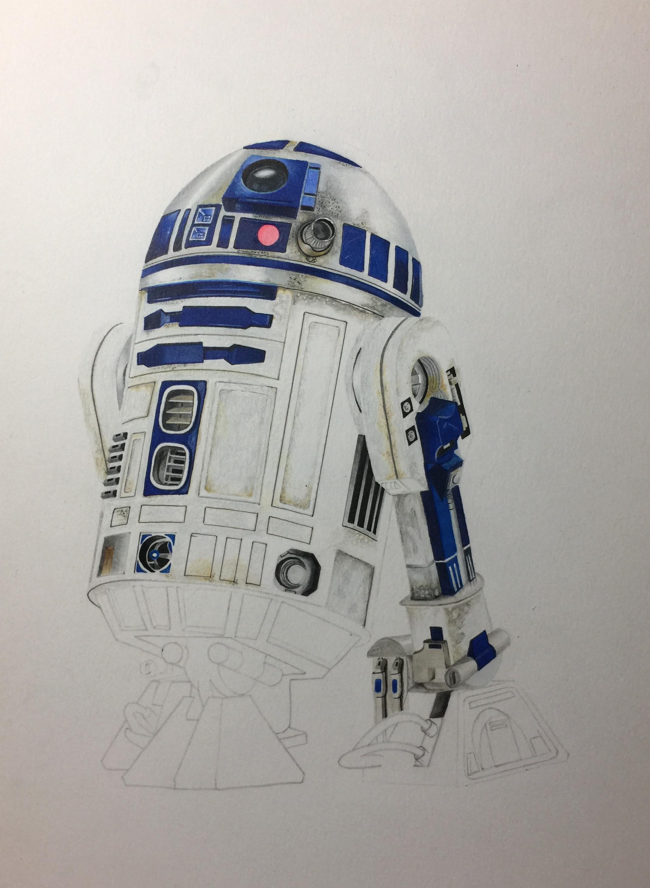 R2-D2 Image 5