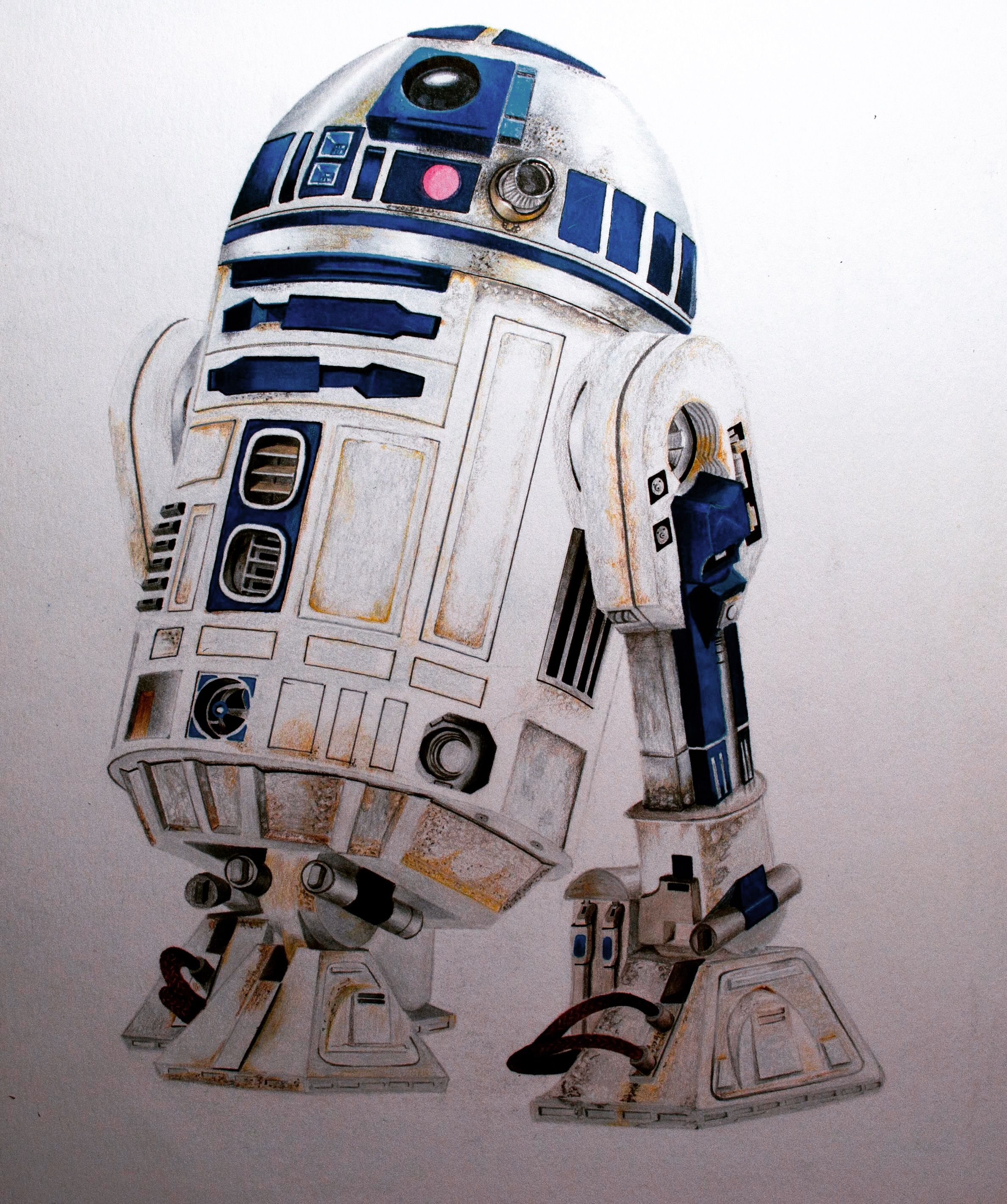 R2-D2 Last Image