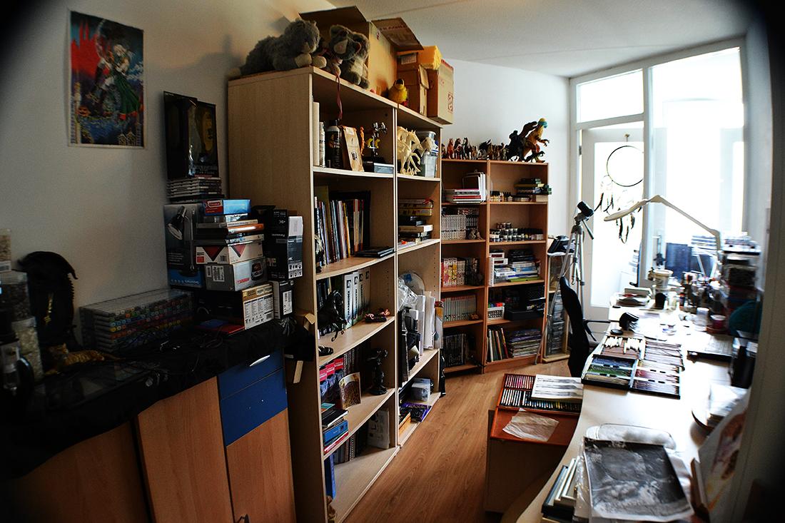 Jennifer's Beautiful Studio
