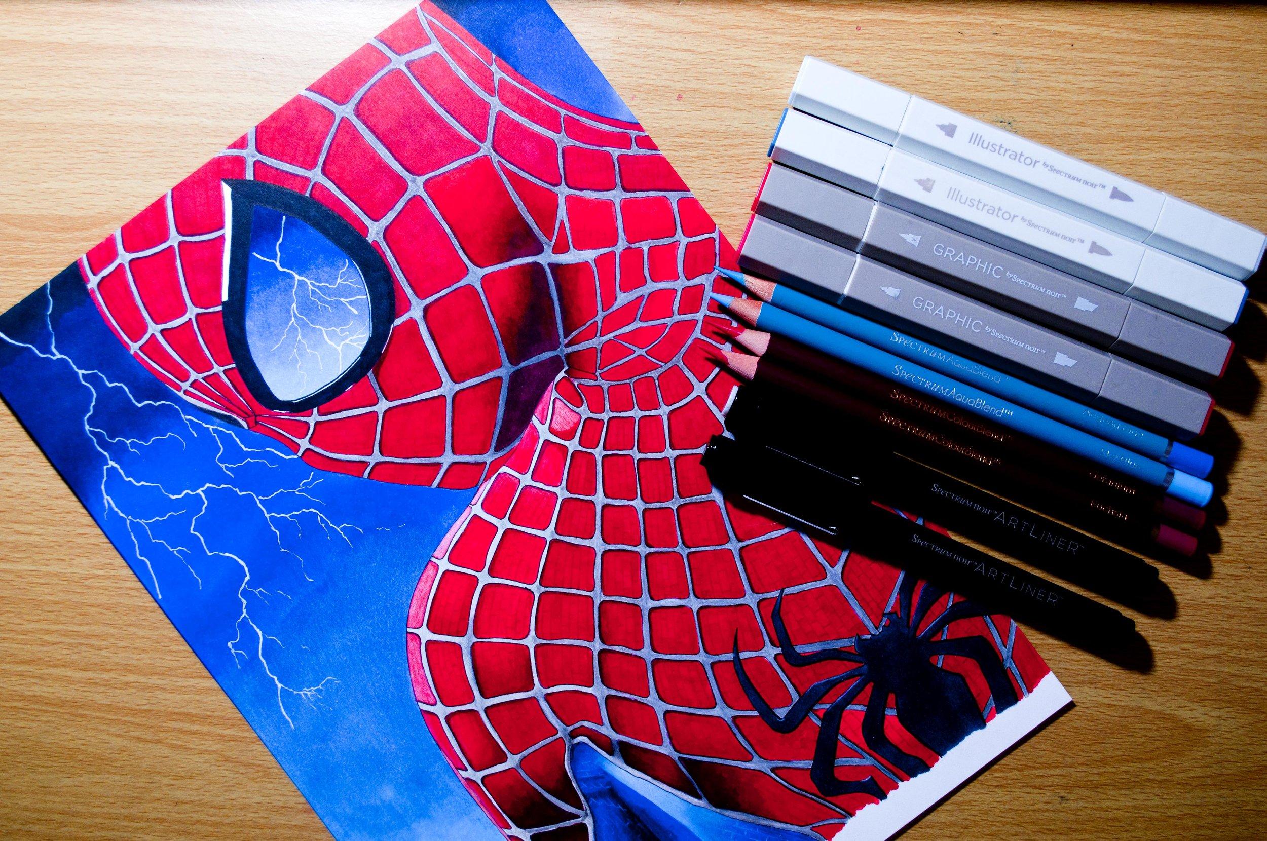 Spiderman Spectrum Noir 2.jpg