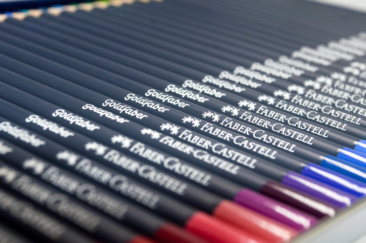 Faber Castell Goldfaber — The Art Gear Guide