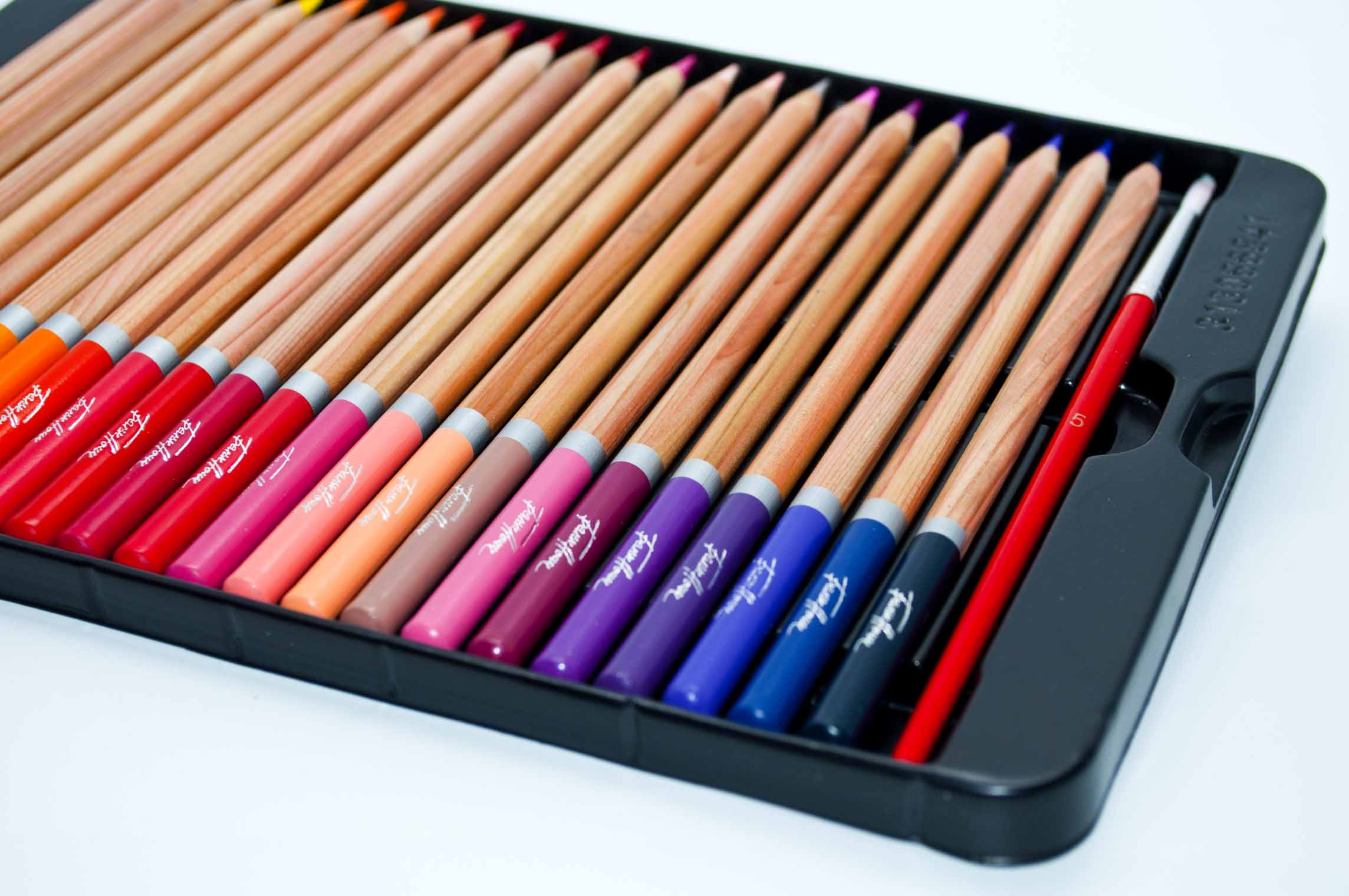 White Knights Coloured Pencil Tray .jpg