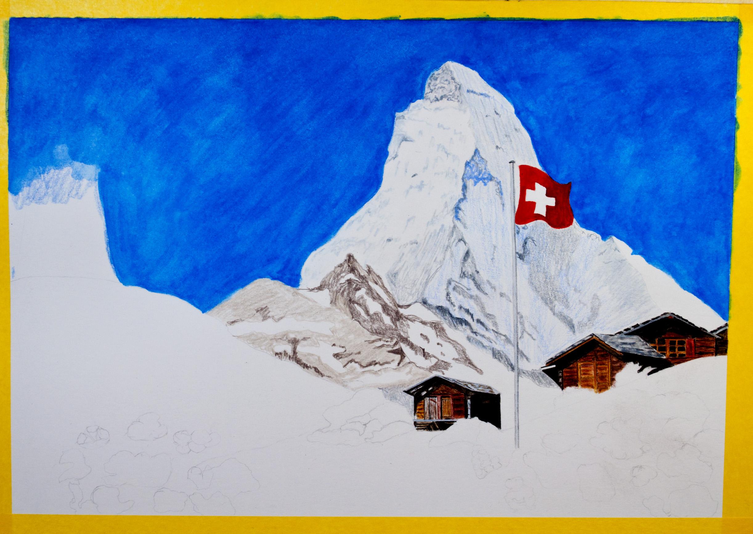 Caran Dache Prismalo Failed Painting 2.jpg