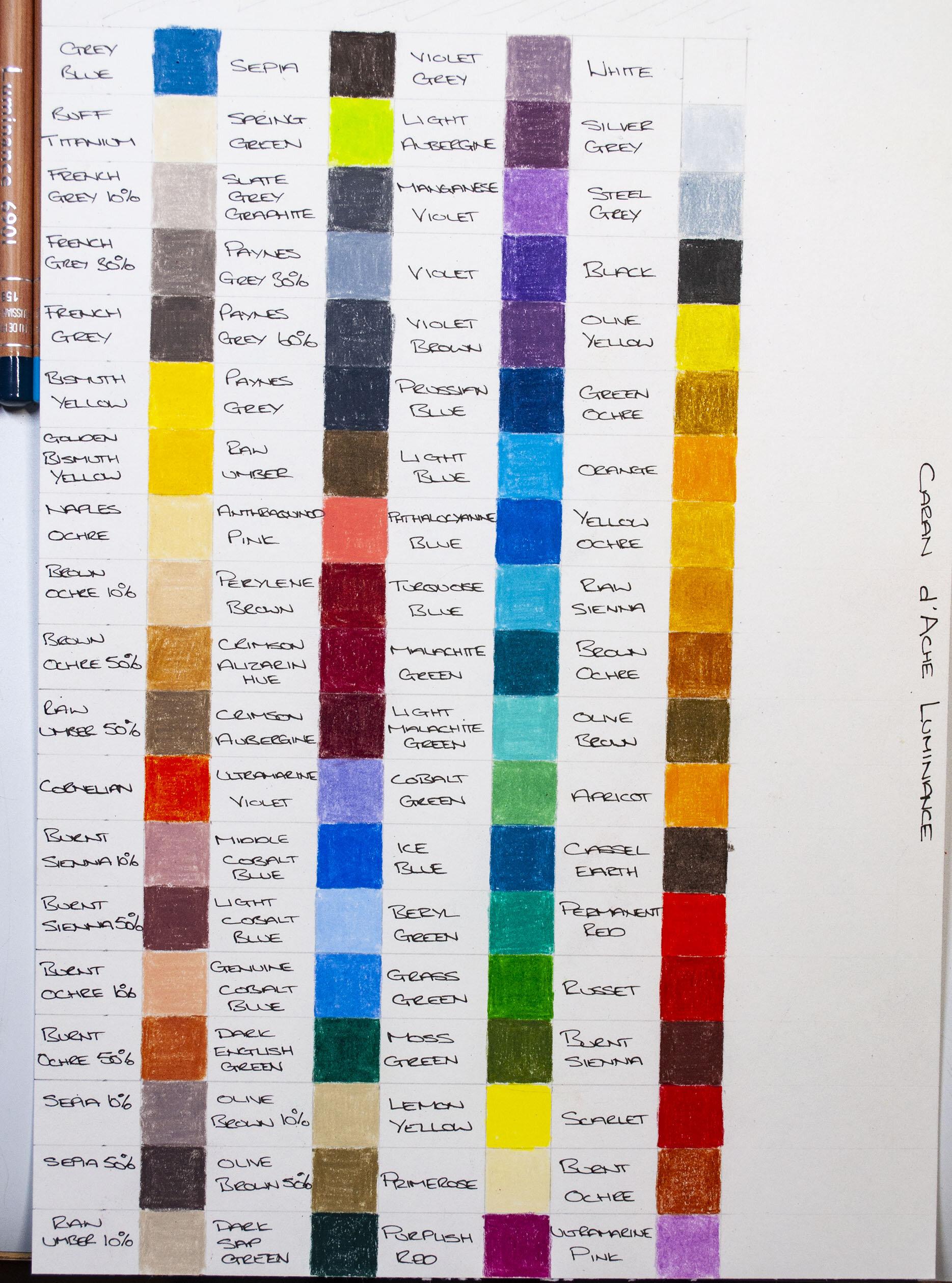 Caran d'Ache Luminacne 76 Set Color Chart.jpg