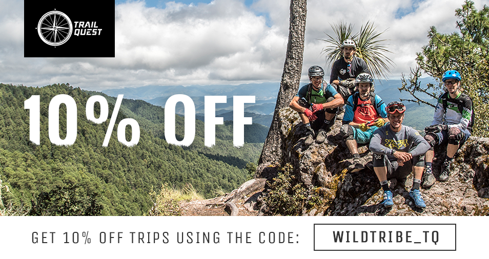 Get 10% off all trips using the code: wildtribe_TQ
