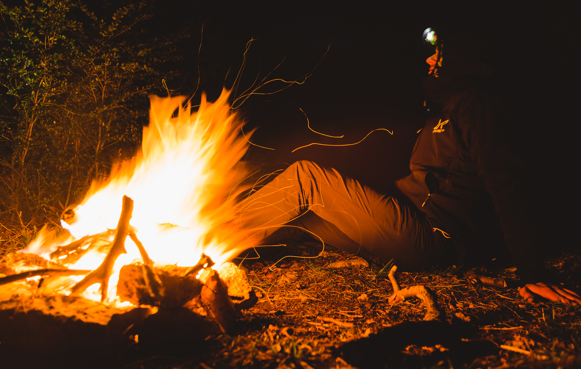camping content creator