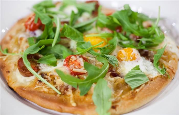 Al Roker:Today Show Farmers Market Finds - SoMa's Breakfast Pizza