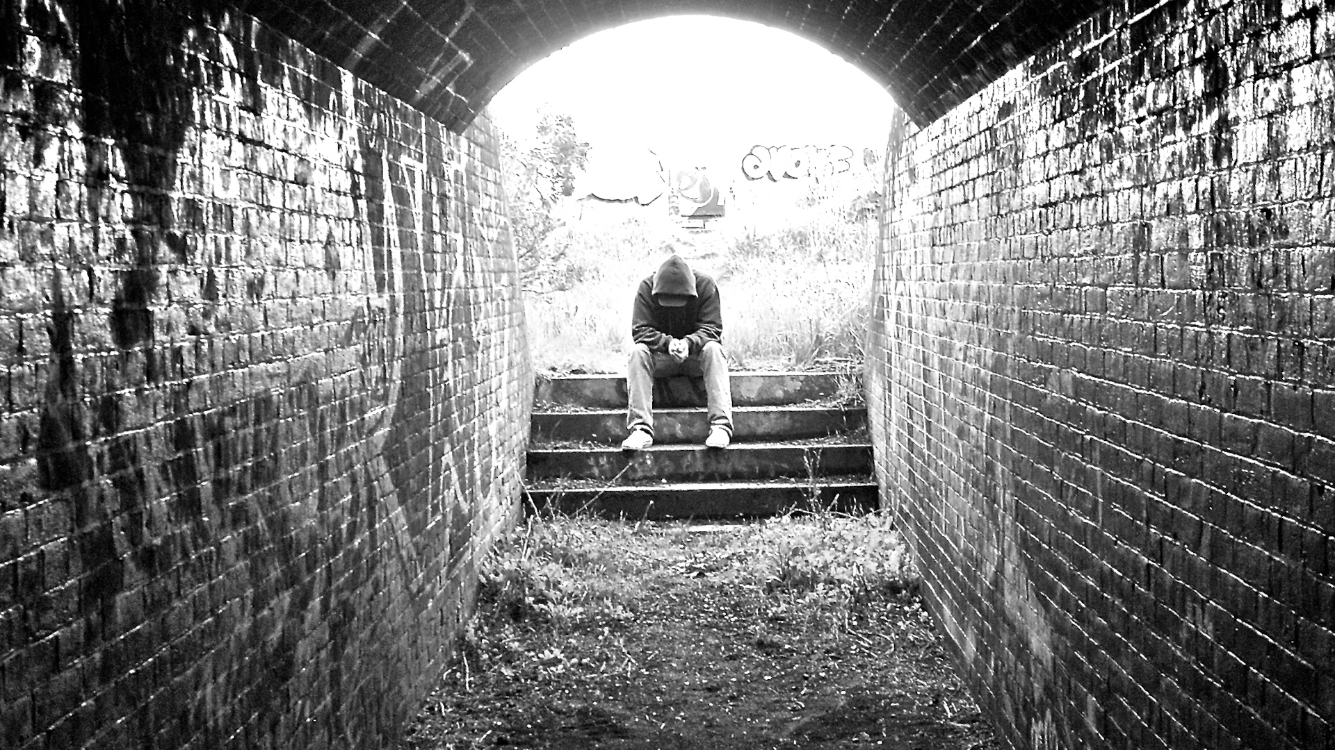 Original photography, 'Tunnel Vision' by Jack Goshay