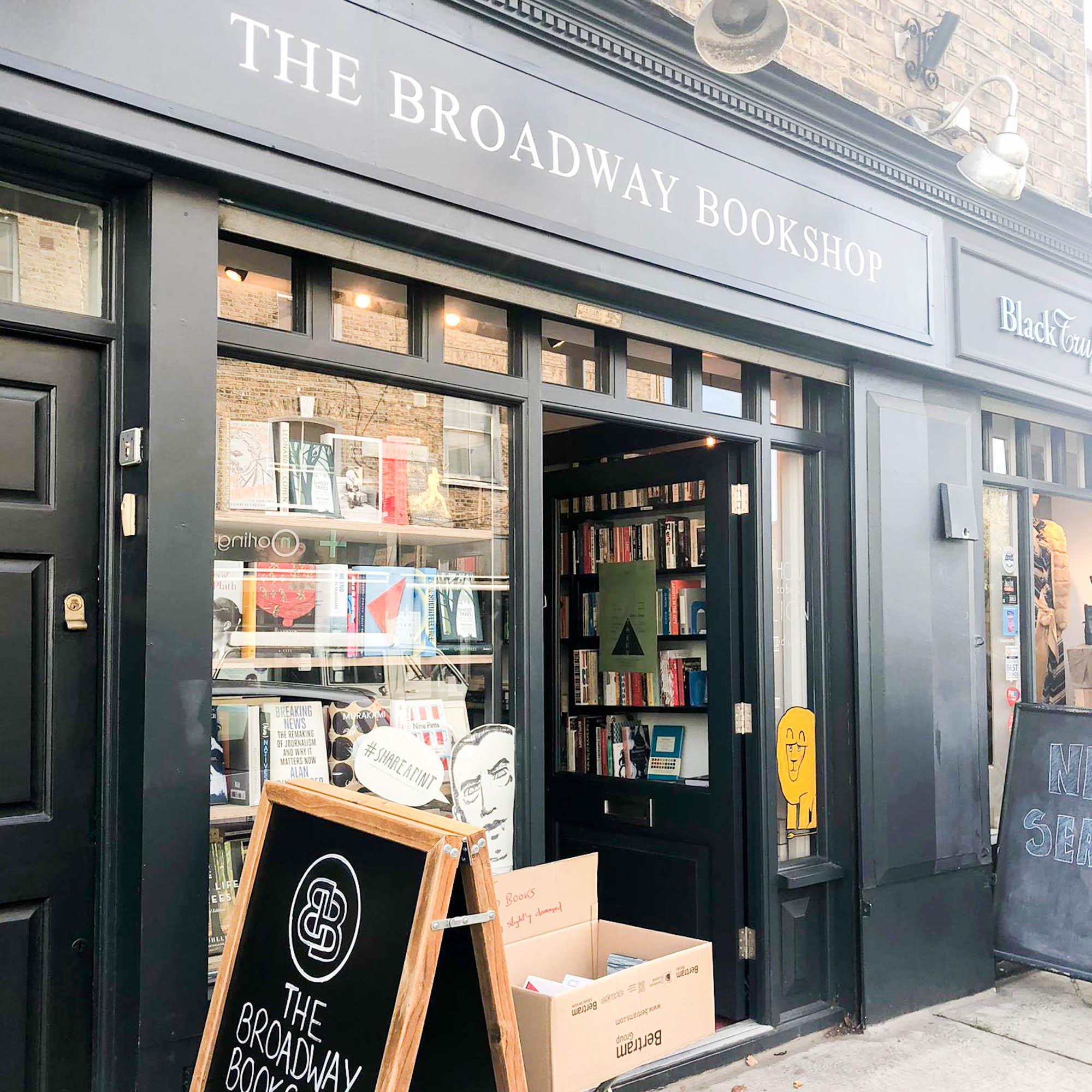 The Broadway Bookshop
