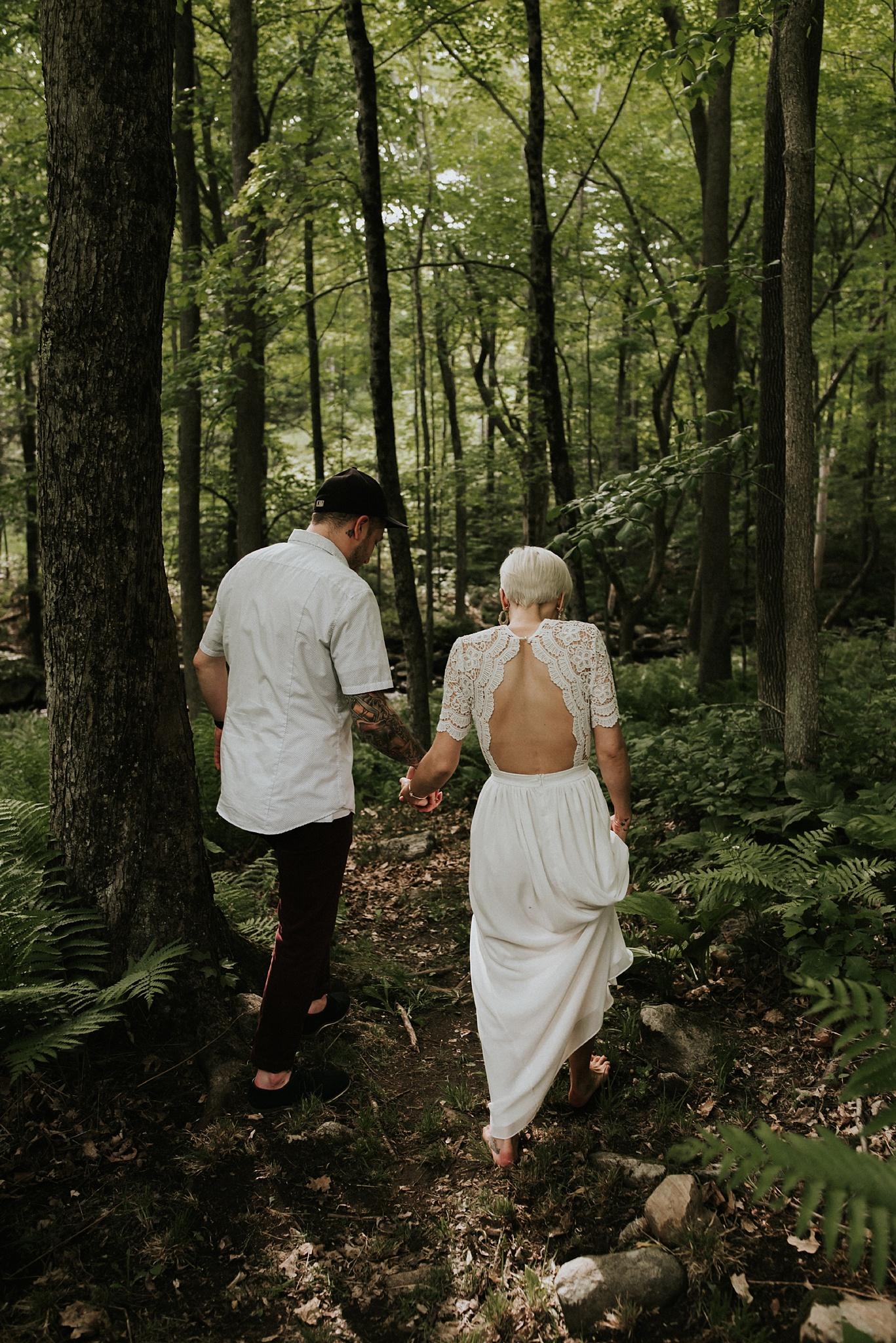 CT couple engagement