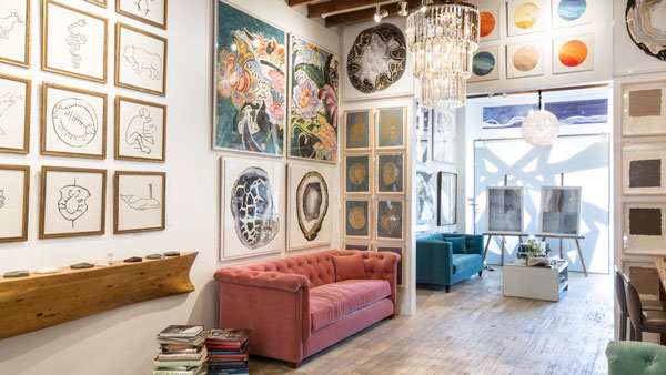 Natural Curiosities' First Design Store is in LCDQ