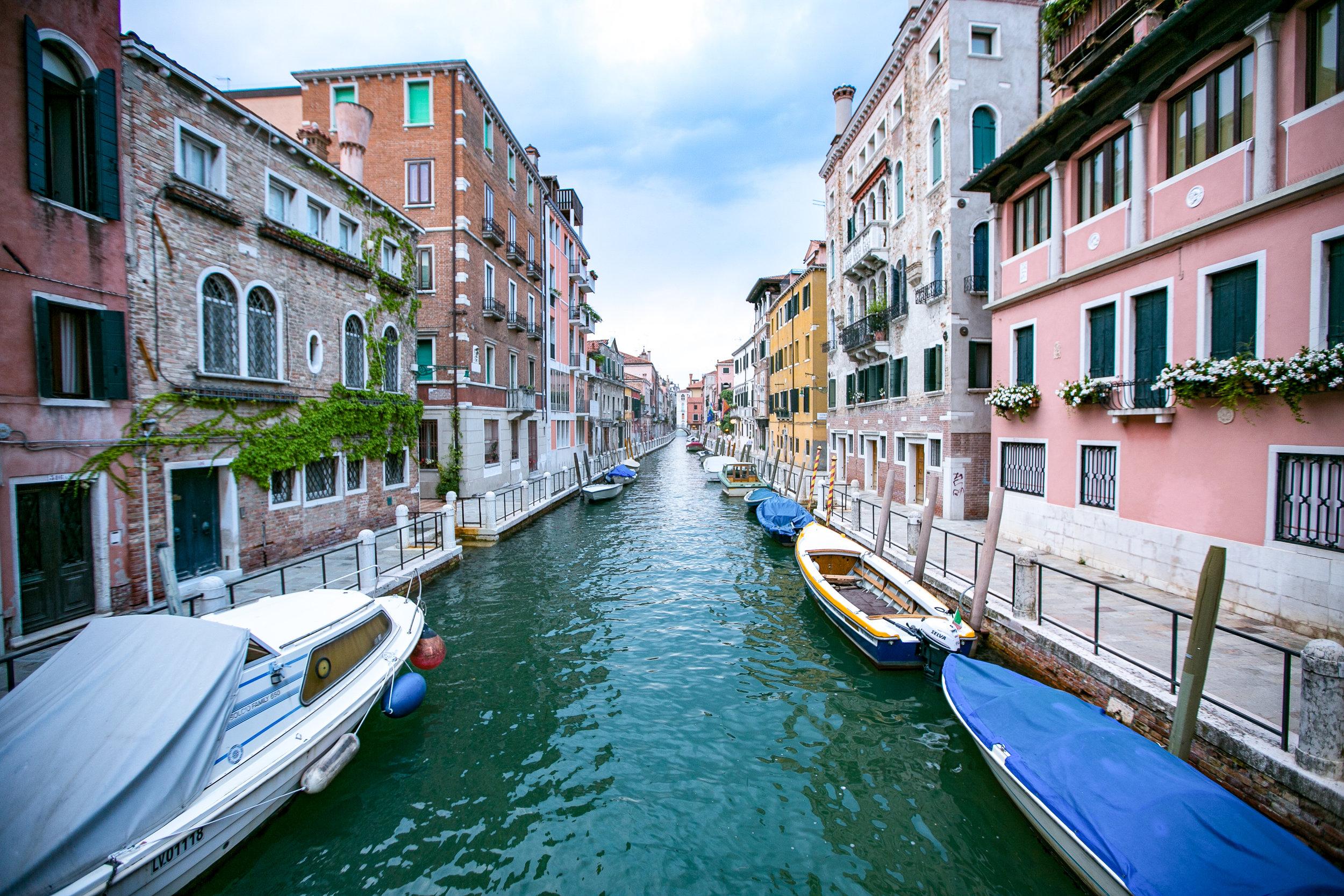 Venice: Through the eyes of a local