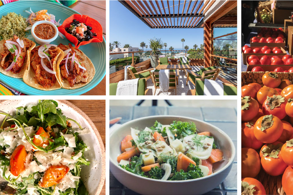 "The Argonaut - Article covering Santa Monica Restaurant Week, January 7-13, 2019. Appeared online and in print.""European charm and romance radiates from French, Italian and Spanish influences at the new Marseille-inspired restaurant. The chef's crunchy kale and persimmon salad features shaved fennel and toasted sunflower seeds tossed with a Comté and Jerez vinaigrette. Add on smoked salmon for irresistibly fresh texture.""Read the full article here."