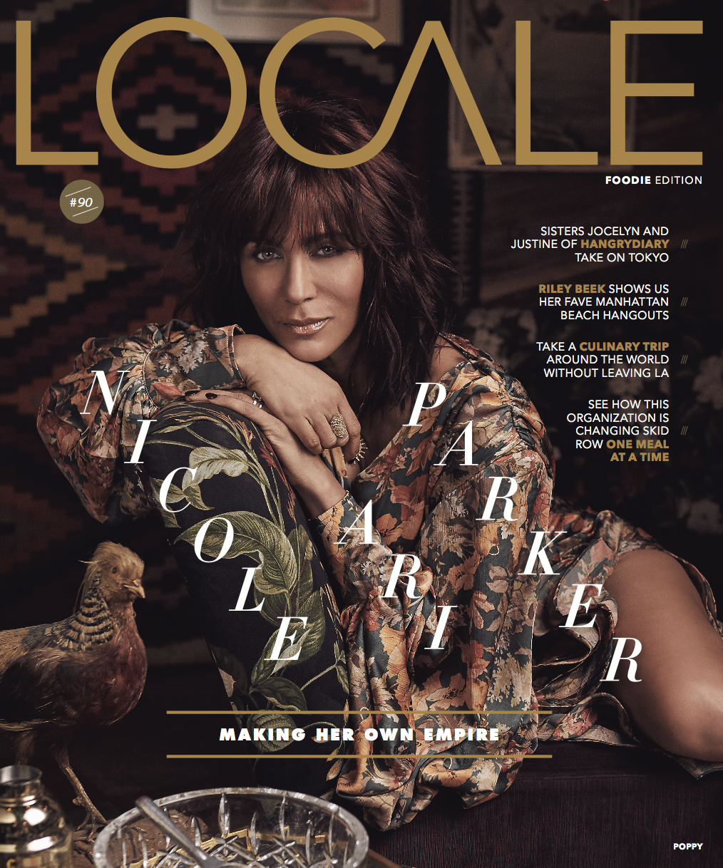 "LOCALE Magazine - I wrote the cover story for the February 2019 issue of LOCALE Magazine on celebrity Nicole Ari Parker. The story also included a ""Making the Issue"" feature.""Soon, Parker's breakout role sparked the first flames of the fire she's known for today. And, the heat is rising. Parker's character, Giselle Barker, in the hit TV drama ""Empire,"" came on in the fourth season as Eddie Barker's (Forest Whitaker) ex-wife. Parker said, ""I got a call saying, 'Do you want to play Forest Whitaker's ex-wife on ""Empire?""' I said, absolutely. It was a hit show and an Oscar winner in one phone call."" Soon after, the writers decided to make Giselle a recurring character on the show for the fifth season.""Read the full article, which appeared in the print and online editions."