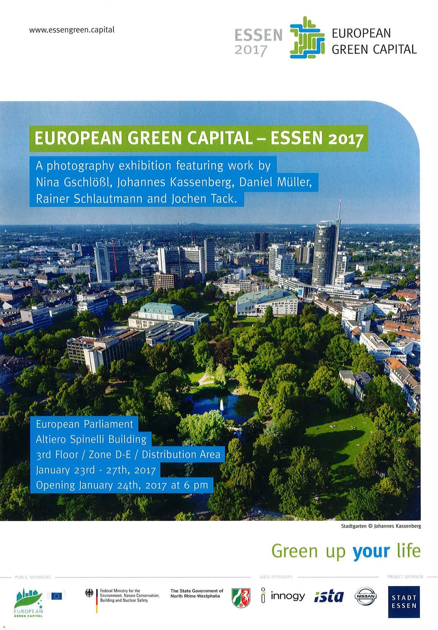 Essen European Green Capital