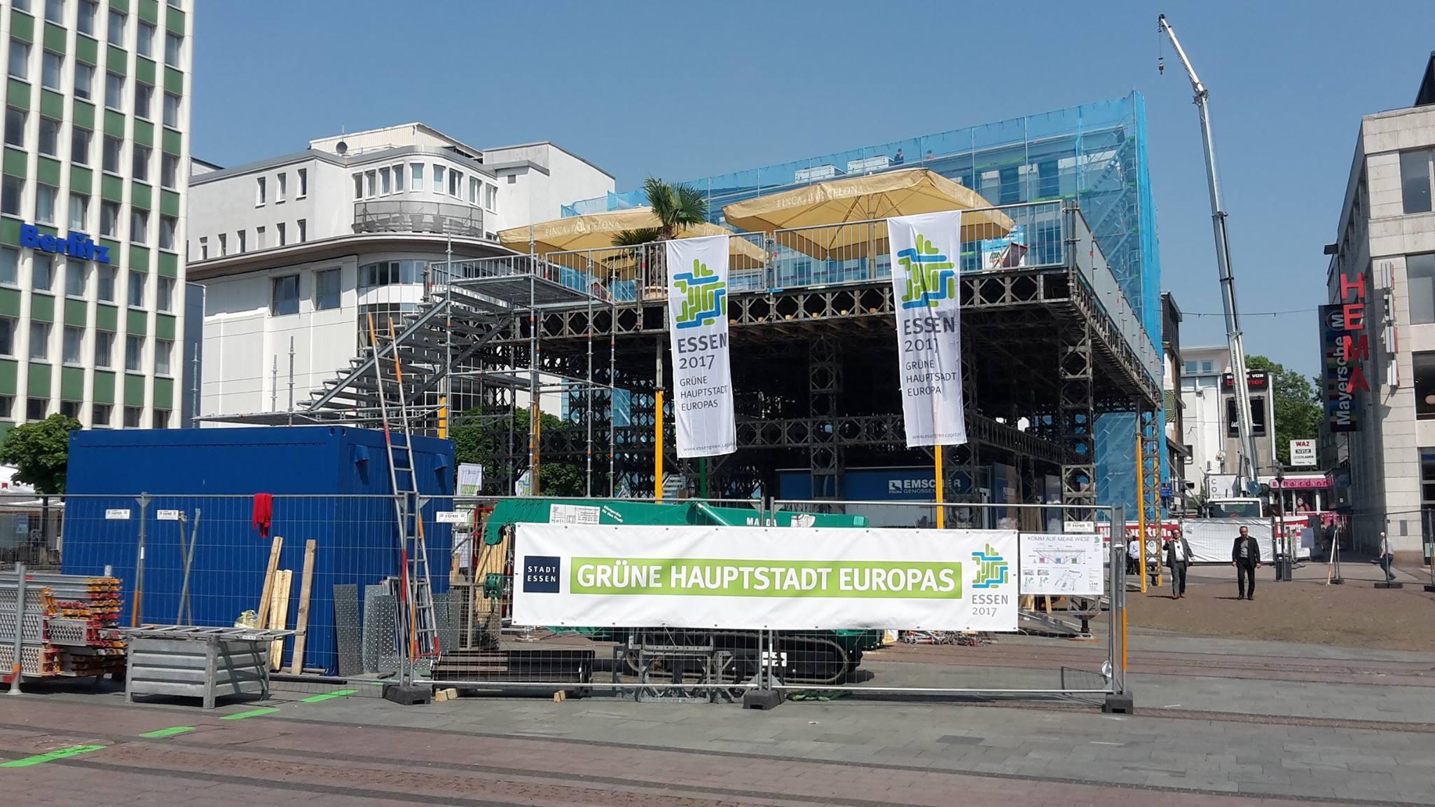 Grüne Hauptstadt Europas - Essen 2017