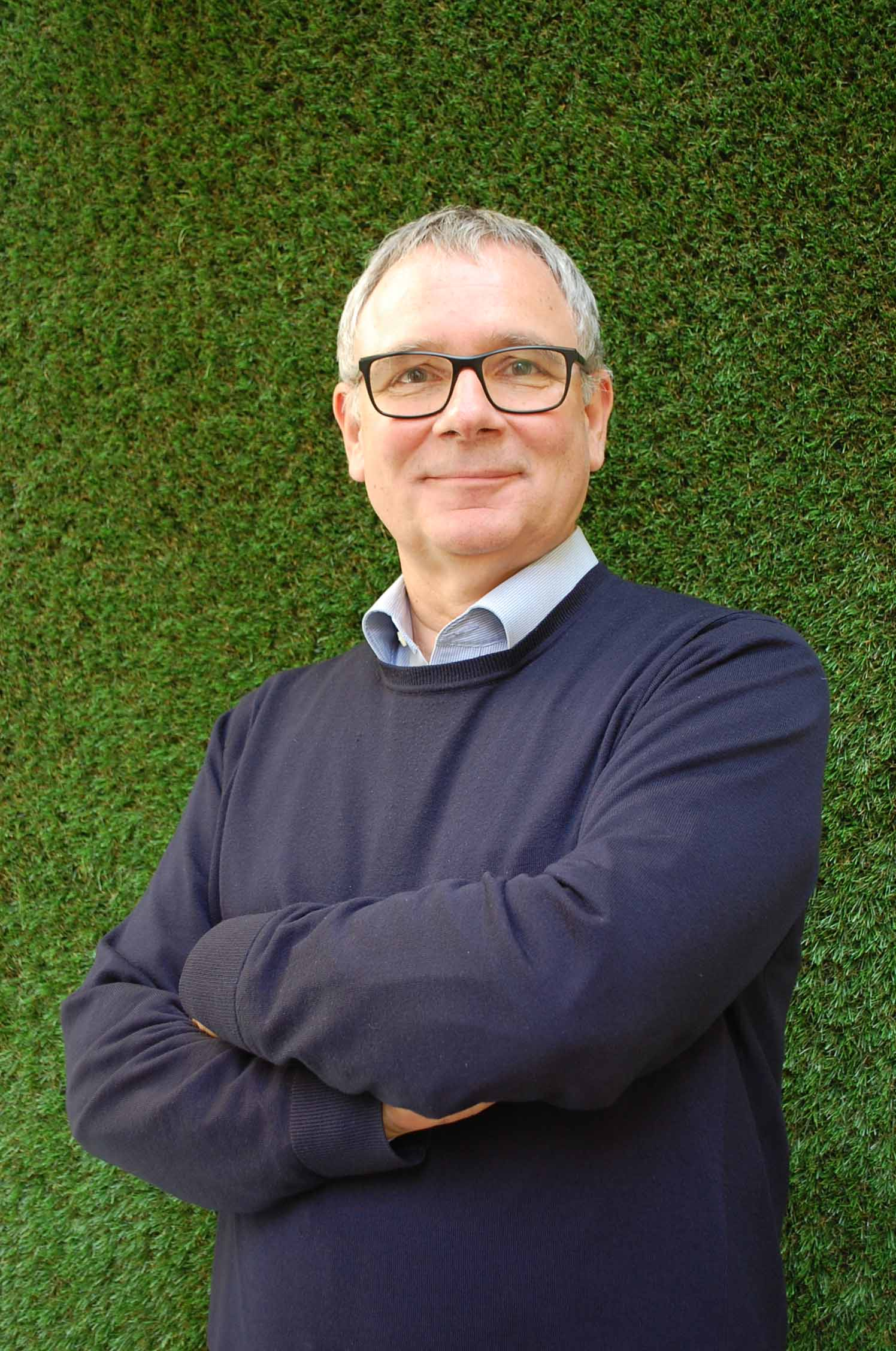 Andreas Kipar  Landscape Architect  Founding Member