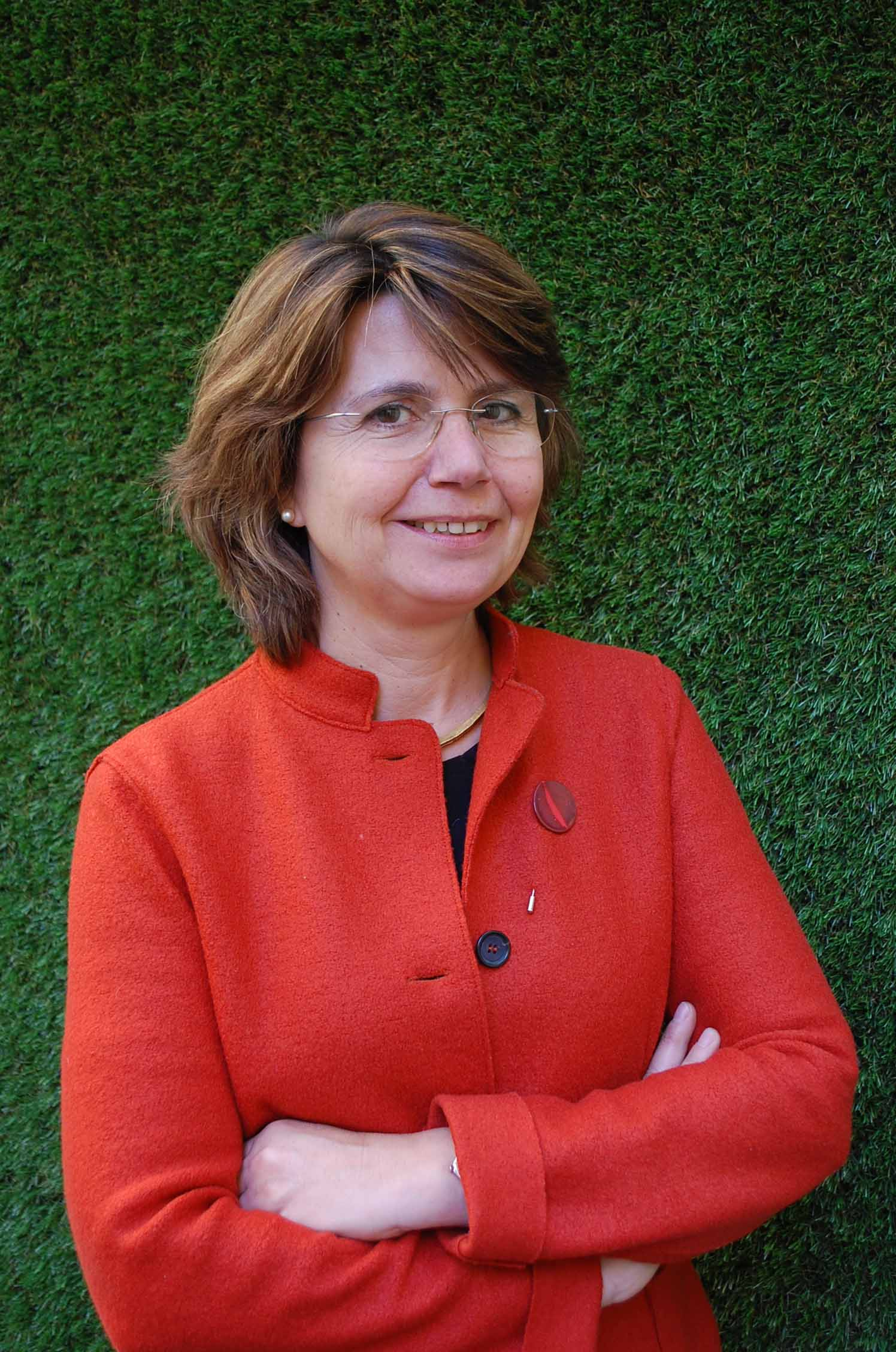 Luisa Bellini  Architektin  COO und Geschäftsführerin und Partner