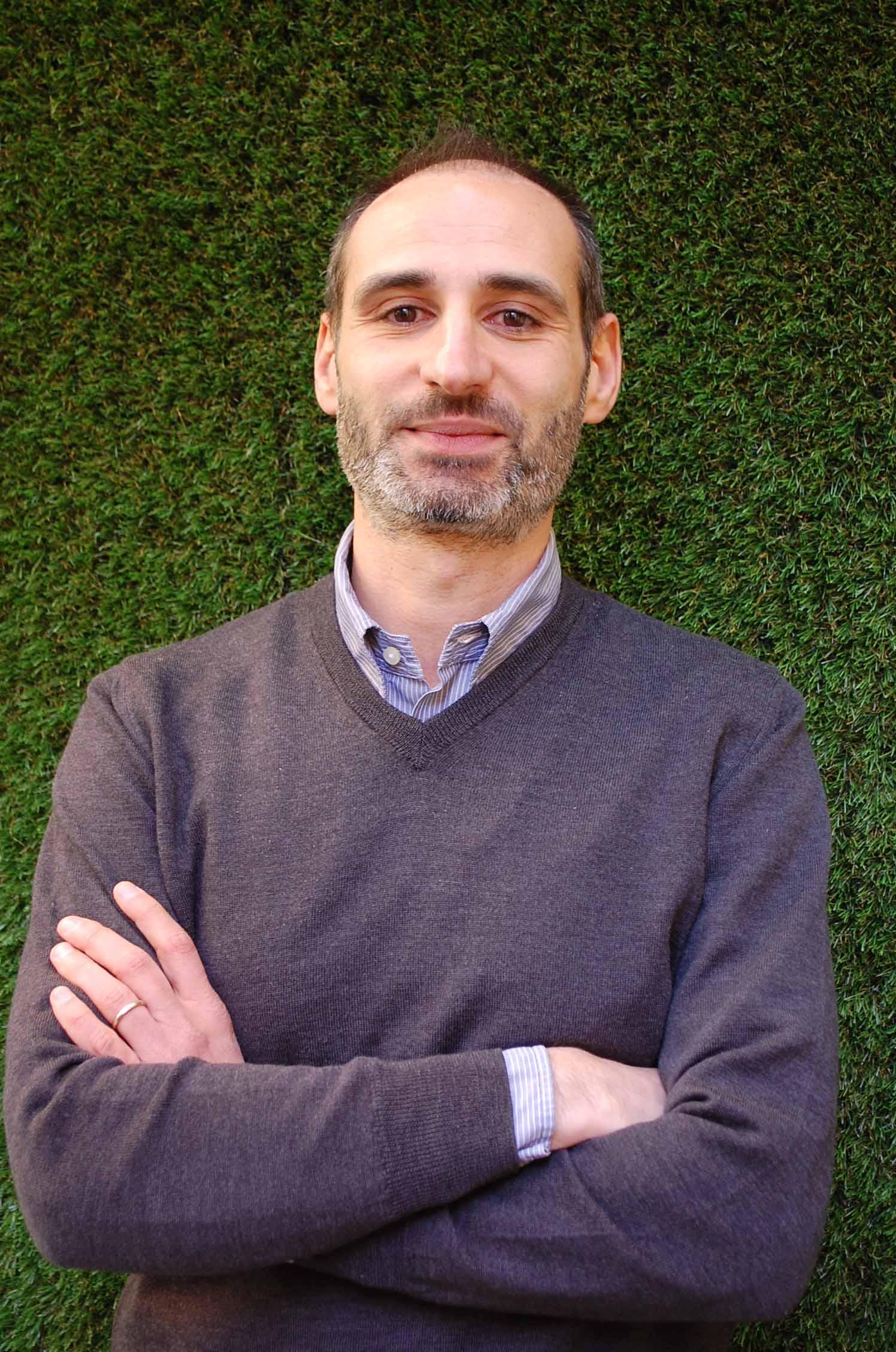 Matteo Pedaso  Stadtplaner Direktor strategische Planung und Partner