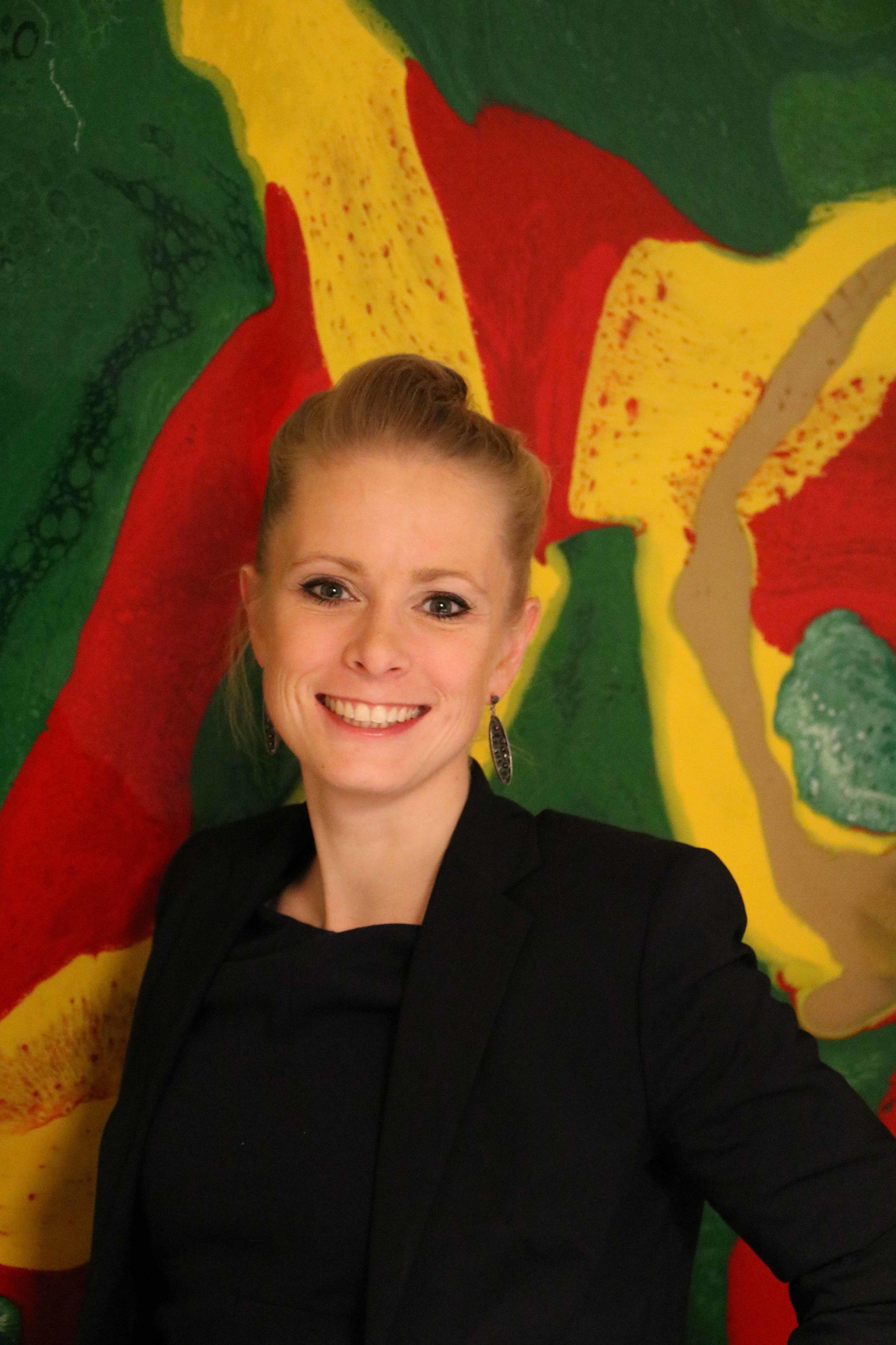 Susanne Gombert  Dipl. -Ing. Stadtplanerin AKNW  COO und Geschäftsführerin
