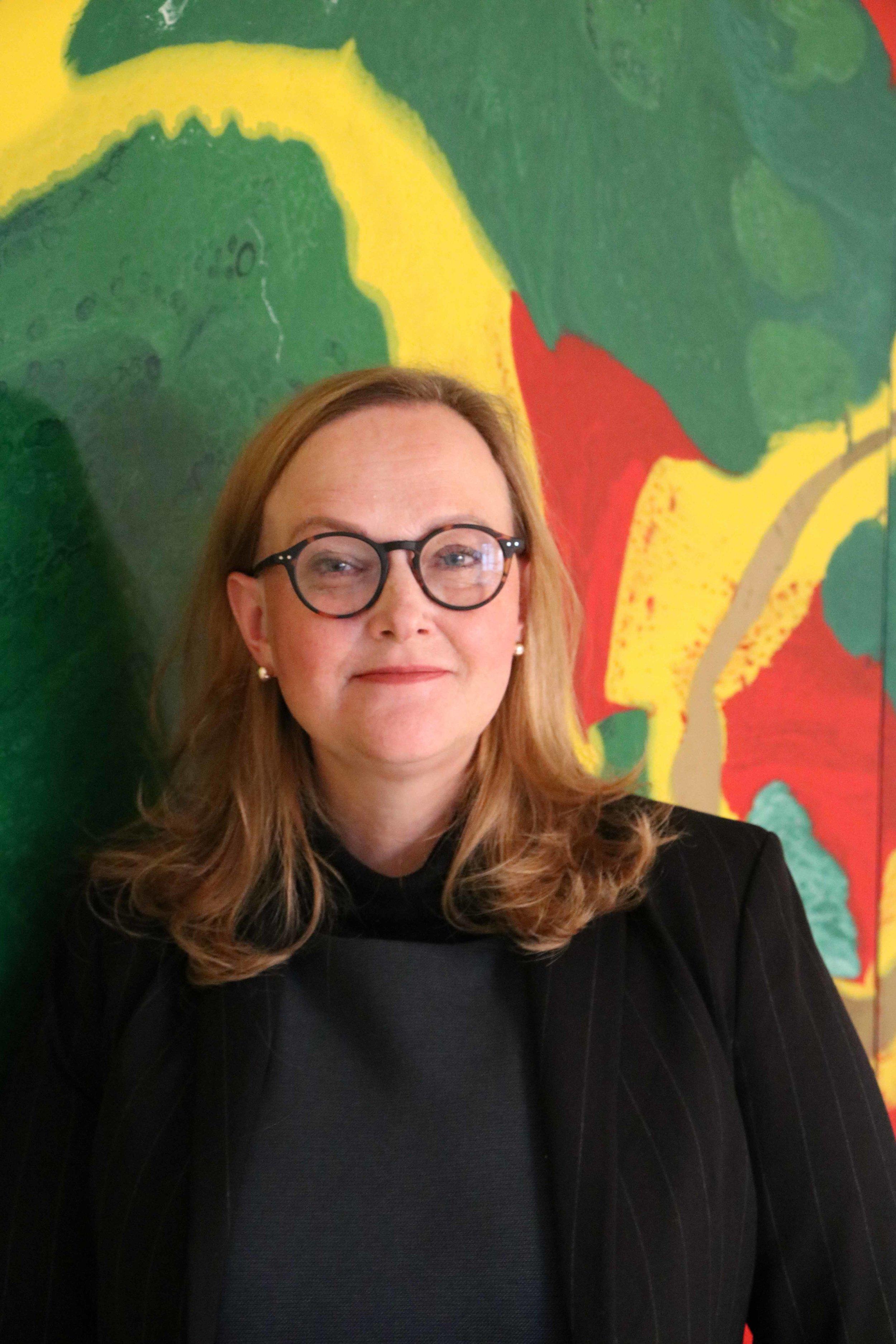 Renate Heinbach  Prokuristin, Assistentin der Geschäftsführung