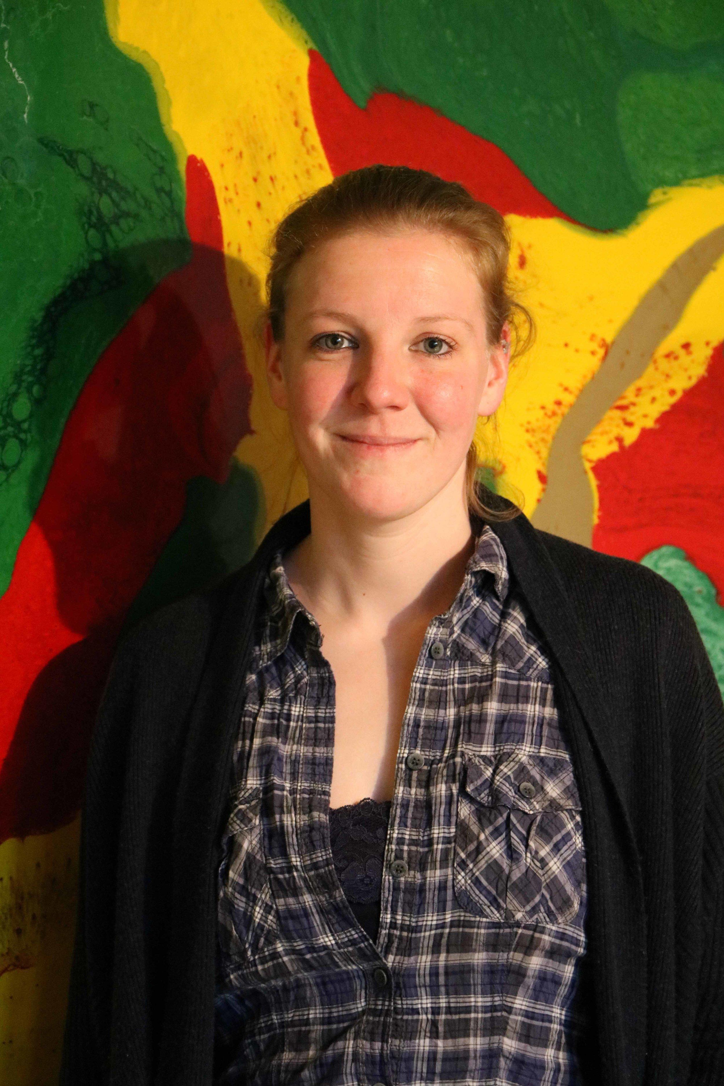 Nadine Calaminus-Tölle  Landscape Architect