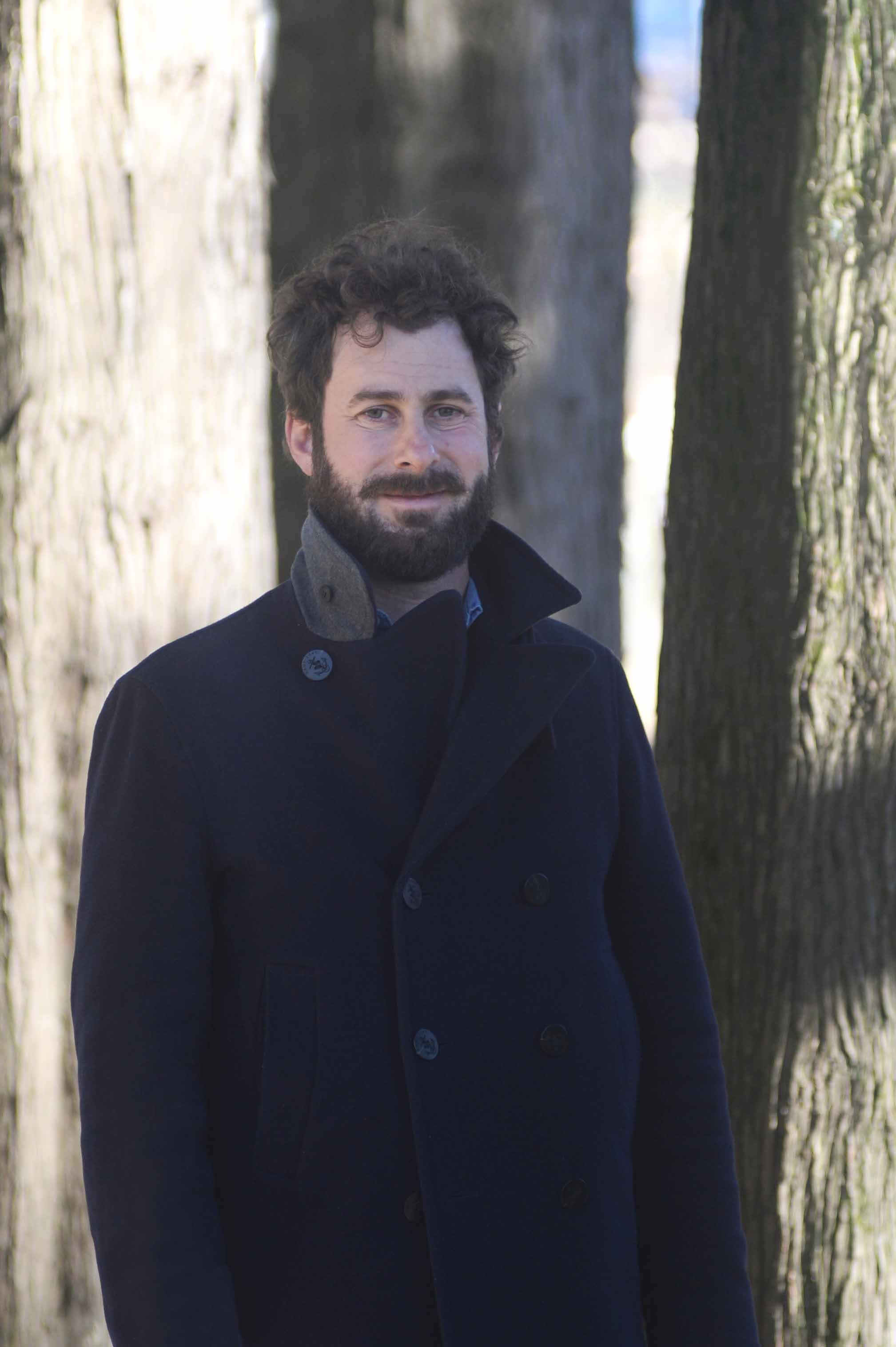 Federico Scopinich  Landscape Architect COO & General Manager