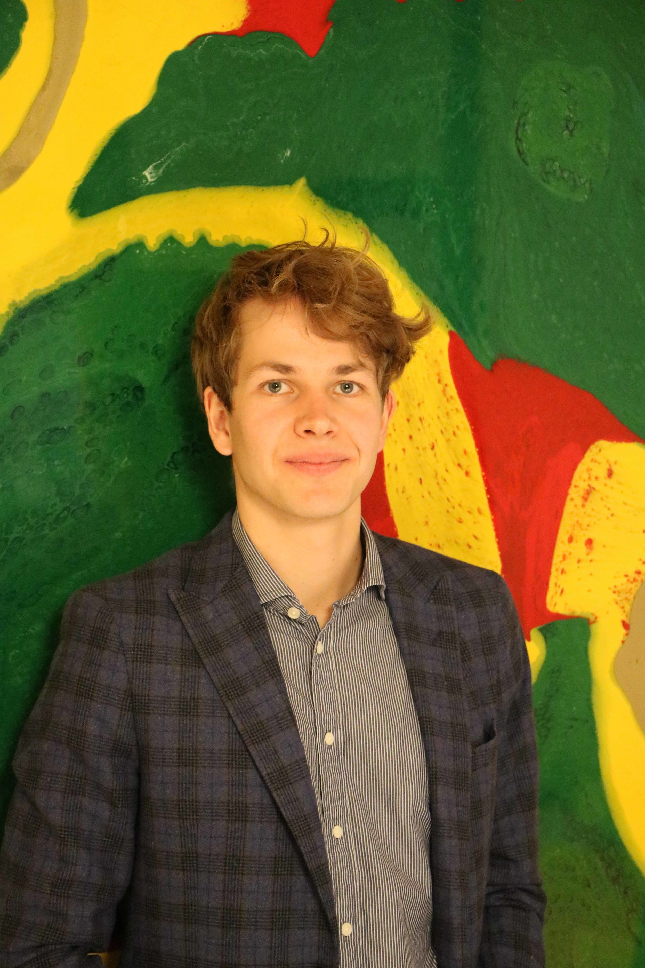 Mark van der Woude Kulturelles Erbe und Landschaftsmanagement