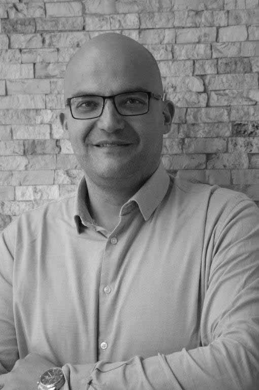 Domenico Bellotti  CFO & Financial Director