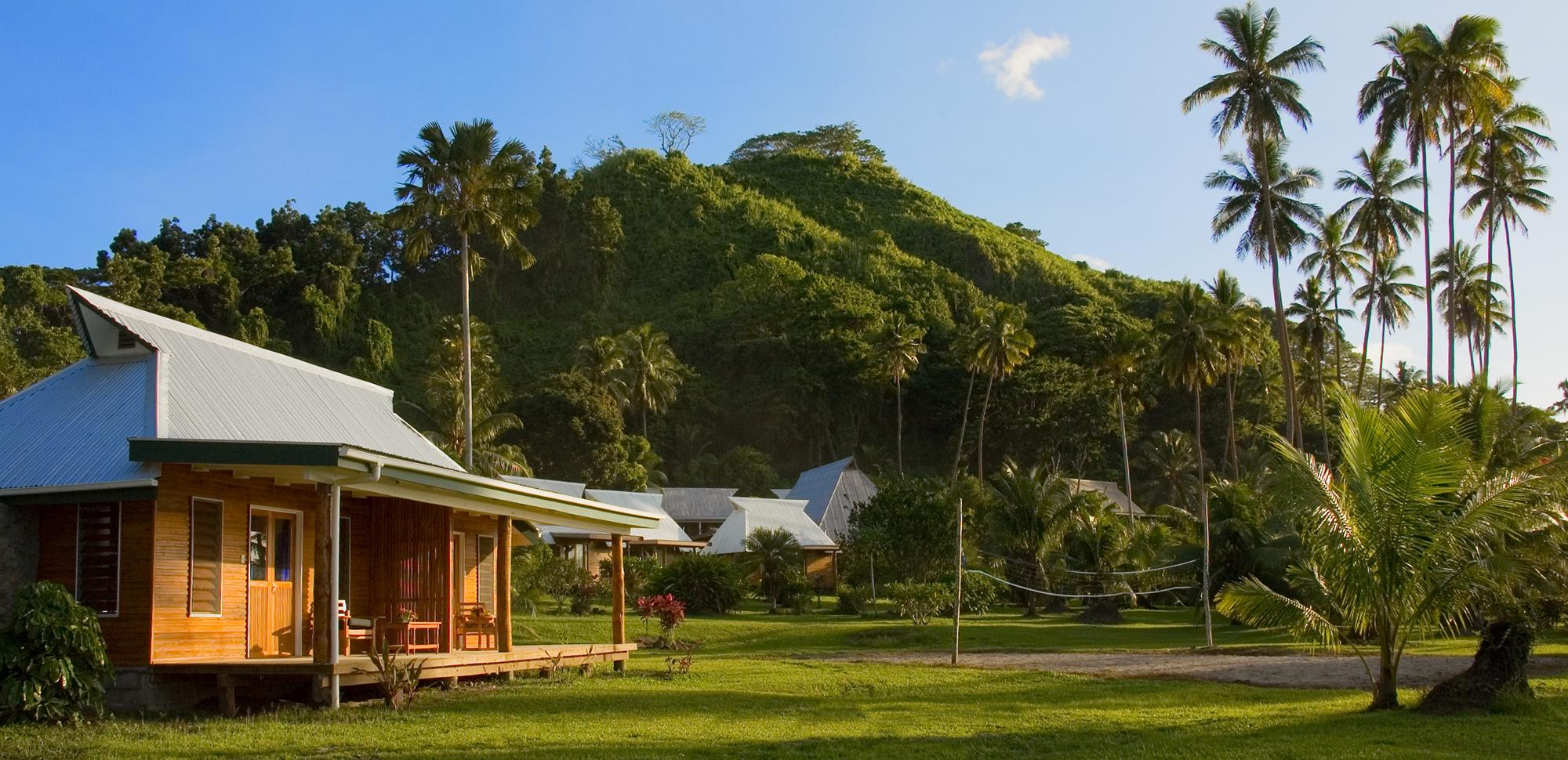 Beatuiful Daku Resort, SAVUSAVU Photo:http://www.divinginfiji.info/about/