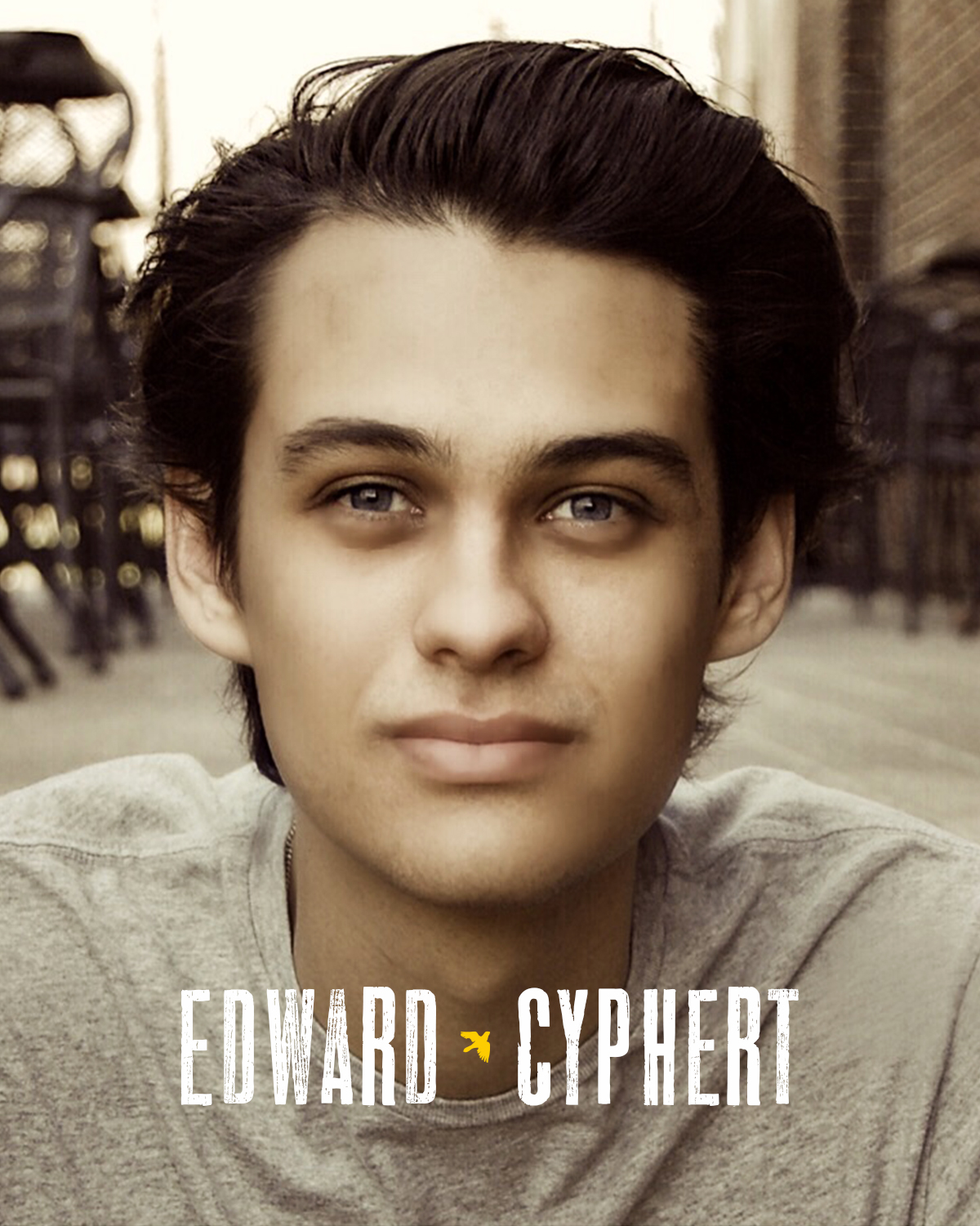 EDWARD CYPHERT  (Ensemble) is a Morgantown native and a senior at West Virginia University pursuing a Bachelor of Fine Arts in Musical Theater. Regional:  A Hatful of Rain  (WVPT). Collegiate:  You Can't Take it With You ,  The Diary of Anne Frank ,  Spring Awakening ,  The Nether ,  Assassins . He is currently filming  The Pan-American Melting Pot,  an original web series he co-created.  @edwardcyphert  |  @panamericanmeltingpot