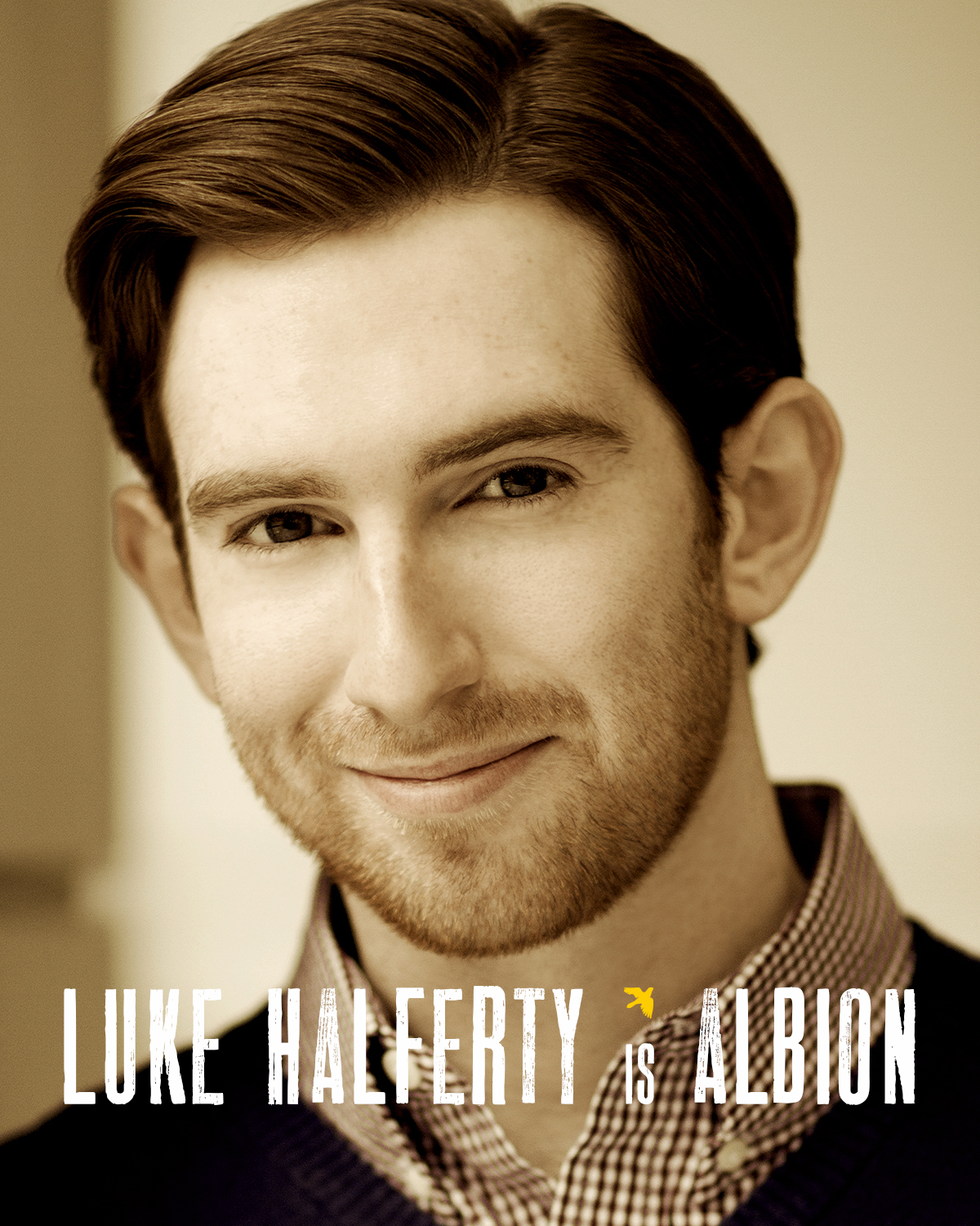 LUKE HALFERTY  (Albion Freeman )  is thrilled to be making his WVPT debut! A native Pittsburgher, Luke has recently performed with Pittsburgh CLO ( The 39 Steps, First Date ,  Titanic, Brigadoon, The Full Monty,   A Christmas Carol ), Pittsburgh Public Theater ( Hamlet ), PICT Classic Theatre ( Merchant of Venice, The 'Scottish Play' ,  The Crucifer of Blood ), The REP ( Of Mice and Men ), St. Vincent Summer Theatre ( Jeeves In Bloom, Too Many  Cooks), and more. BFA from Point Park University. Proud member of AEA. Special thanks to friends and family for love and support through it all.  www.lukehalferty.com