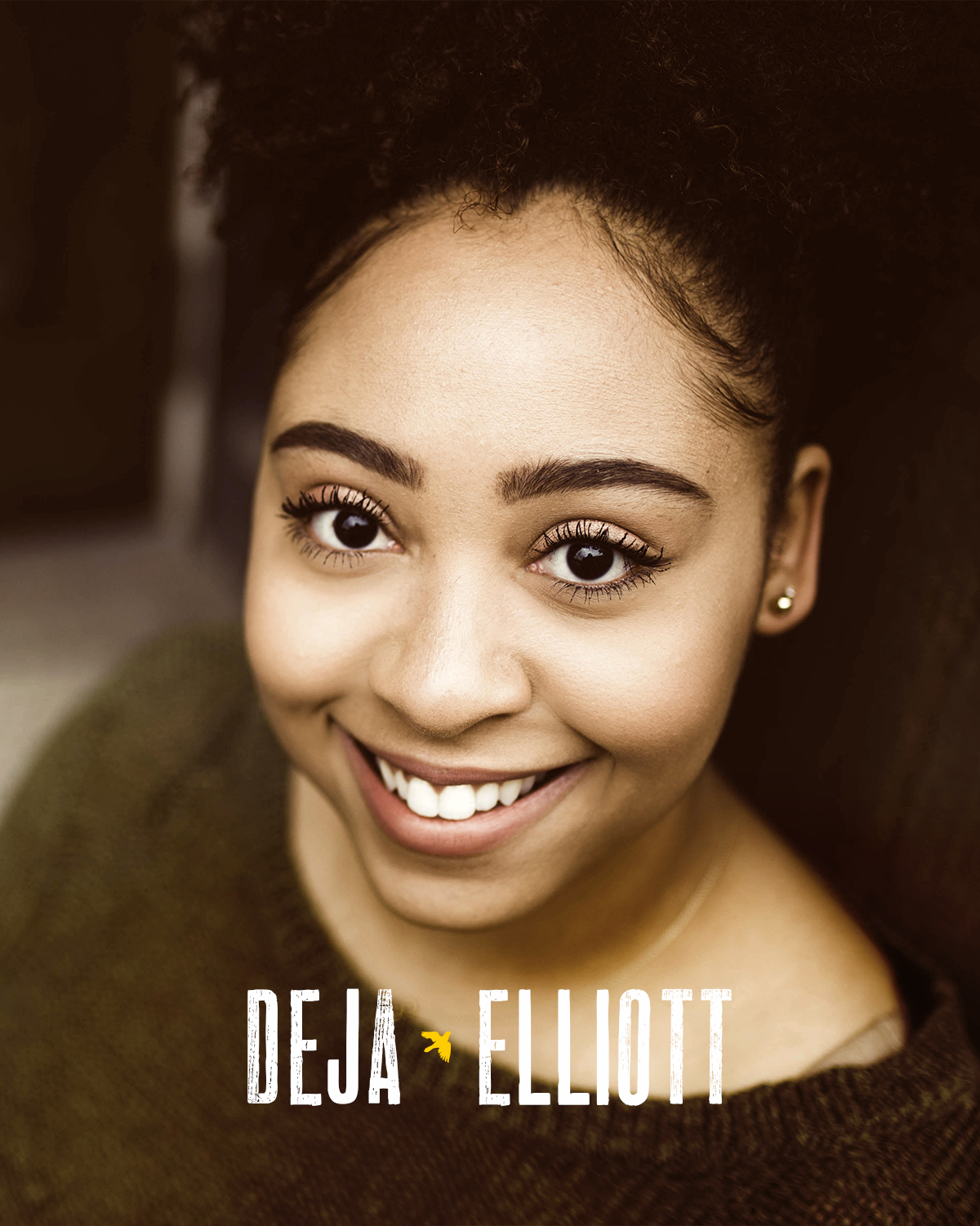 DEJA ELLIOTT  (Ensemble) is a recent graduate of the WVU School of Theatre and Dance. She is thrilled to be working with West Virginia Public Theatre again, and very happy to be a part of this beautiful developing work. Regional credits:  Storming Heaven: The Musical  staged reading (WVPT). Collegiate credits;  Assassins ,  The Three Musketeers ,  The Trojan Women , and  You Can't Take It With You .