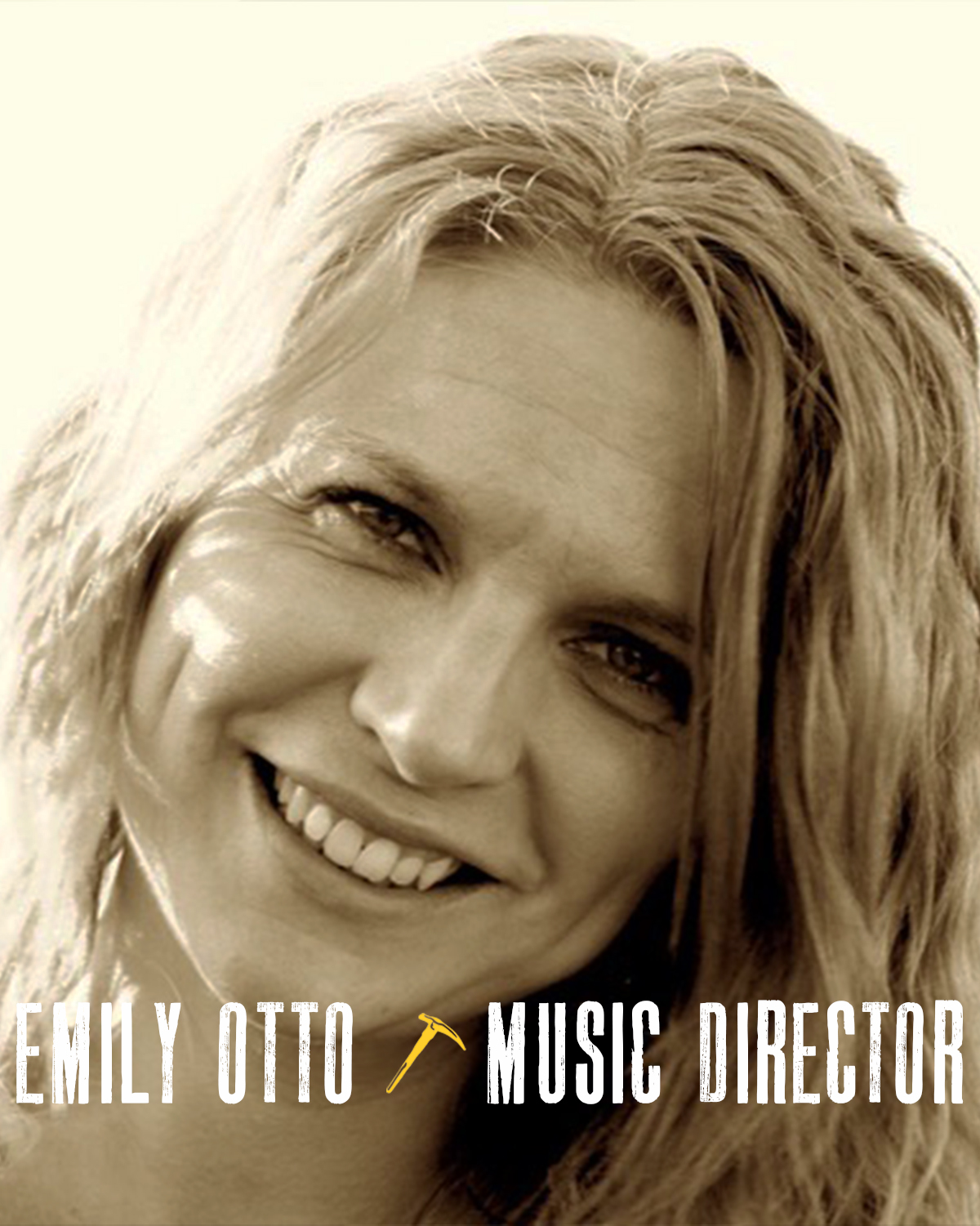 EMILY OTTO  (Music Director) is a music director, arranger, performer, dramaturg, and educator. Her music directing/supervising credits include  Southern Comfort  (Barrington Stage and CAP21),  The Water Dream  (NYMF),  Incredibly Deaf Musical  (NYMF), and the serial cabaret  Shells  at Joe's Pub. She is a co-creator of eight original productions with NYC's Stolen Chair Theatre Company. Emily has also dramaturged for directors Martha Clarke, Neil Bartlett, and Robert Woodruff at the American Repertory Theatre and the San Francisco Opera. She holds an MFA in dramaturgy from ART/MXAT Institute at Harvard University and a BA in theatre and music from Concordia College.