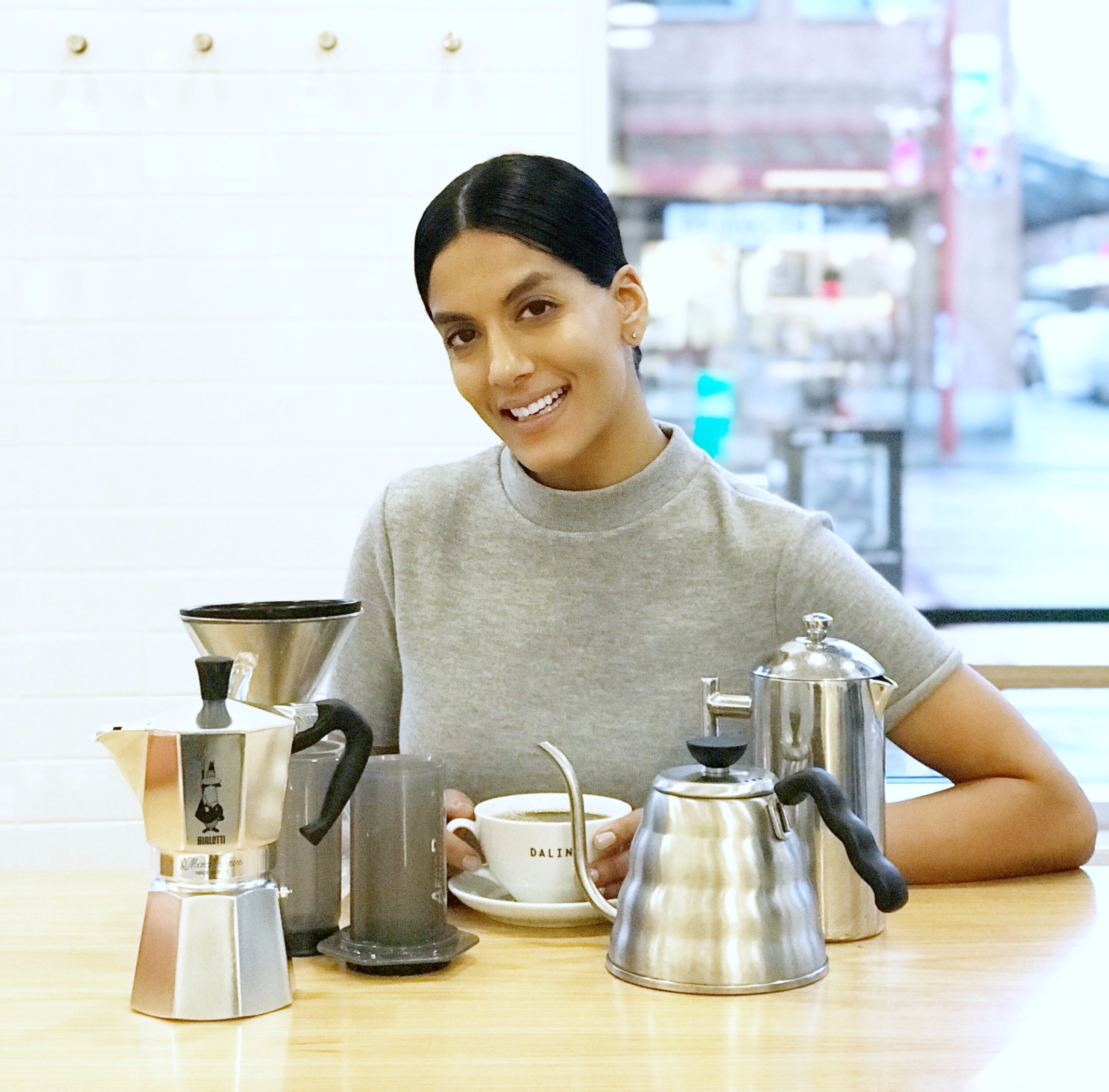 Hosted by Coffee Specialist, Shahnee Zaver