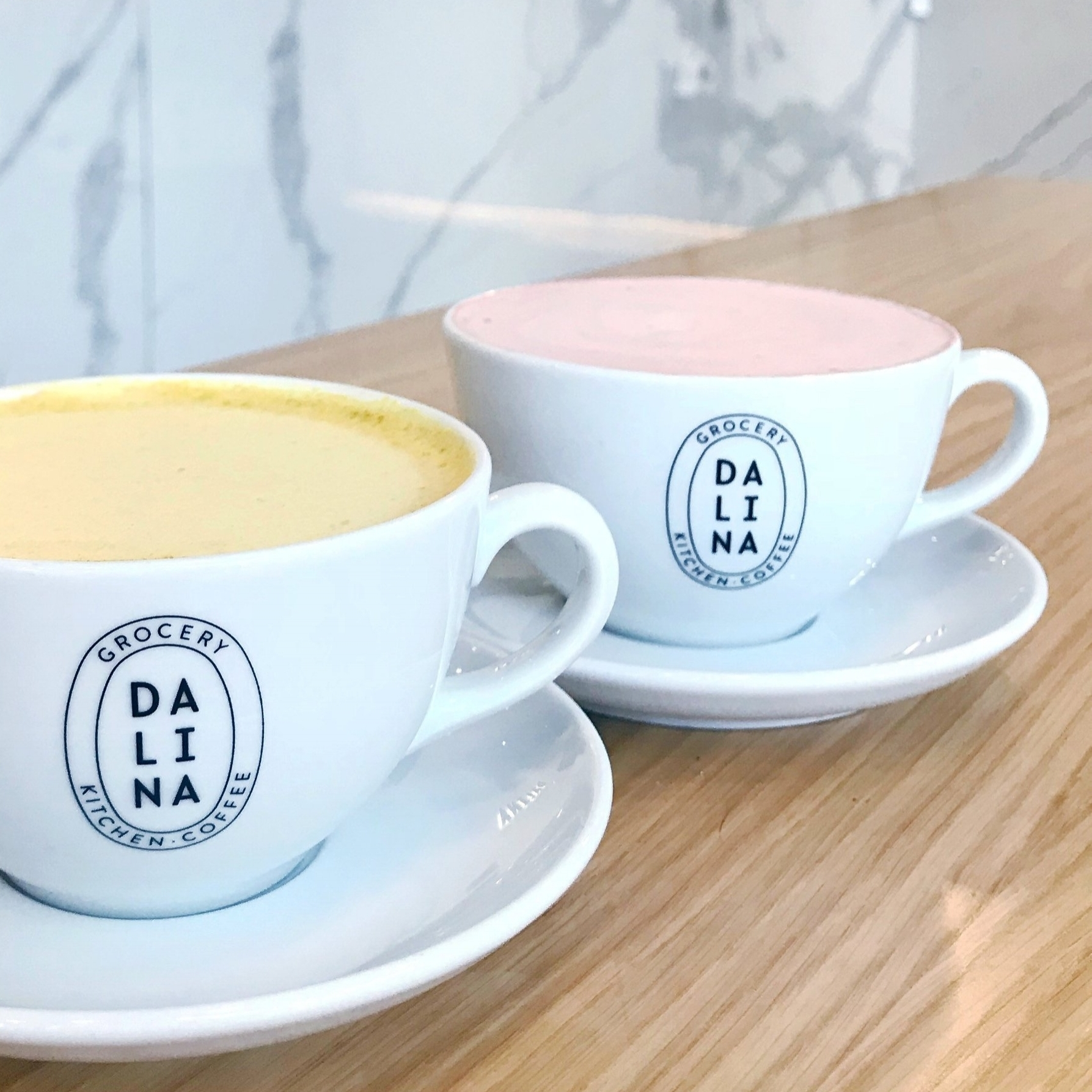 We Launched Beetroot & Turmeric Lattes -