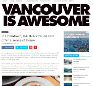 Vancouver Is Awesome - April 5, 2018