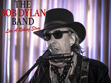 JBlack (John Blacklock)  (keys) -frontman in UK's BOB DYLAN BAND (tribute).