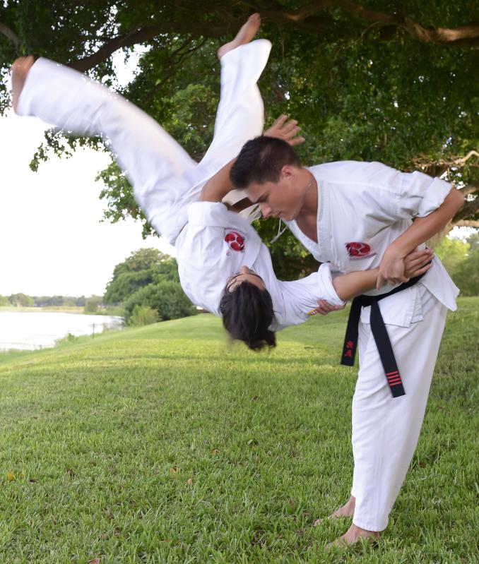 Ippon Seoi Nage - A Classiic Judo Technique