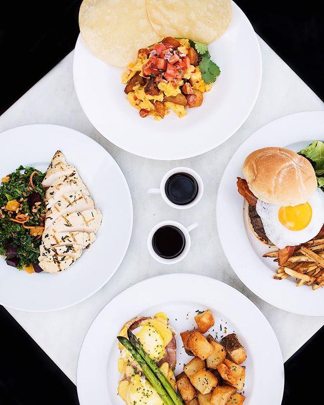 Oh food, I love you a brunch 😍 #dbar #brunch